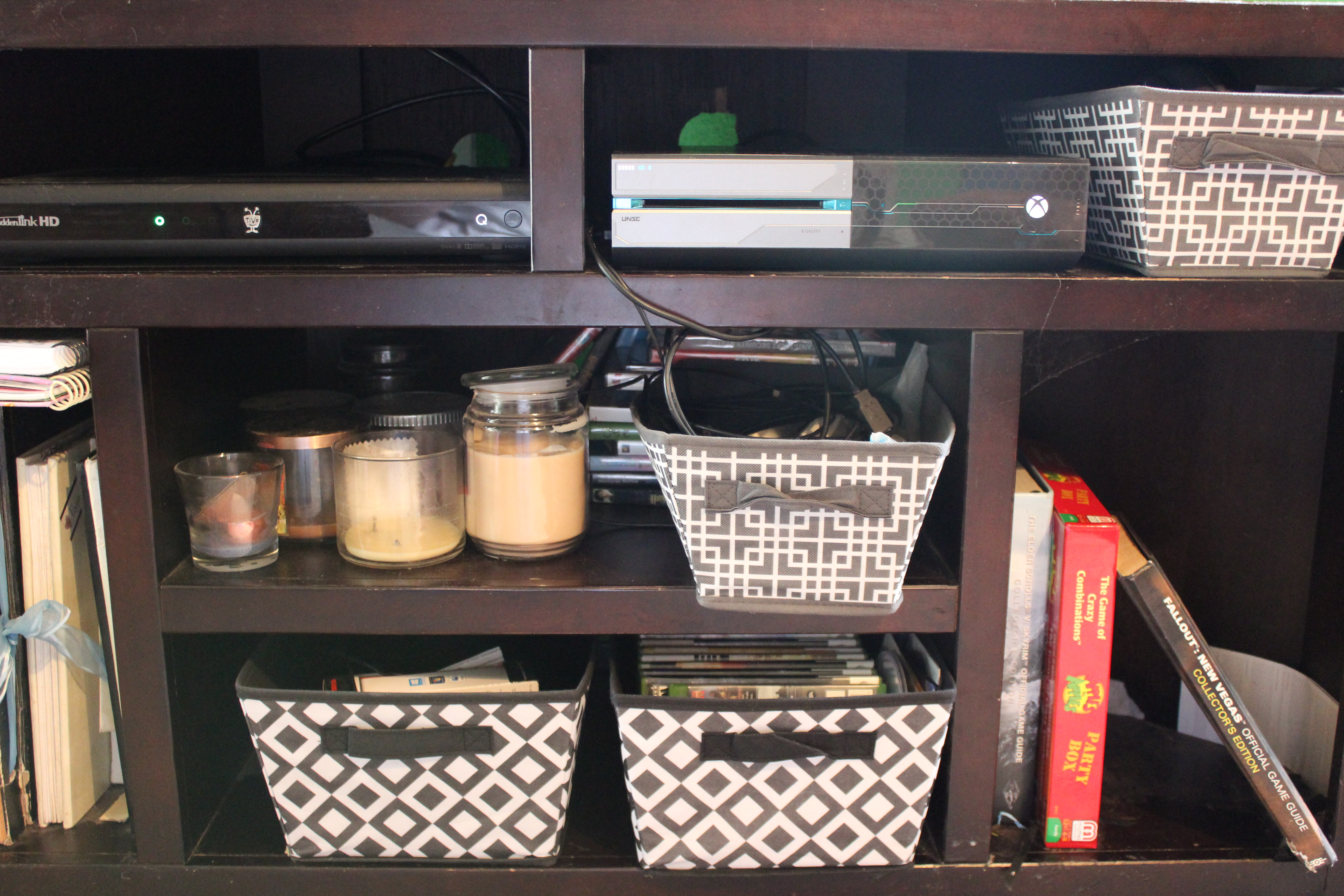 Organize your console games