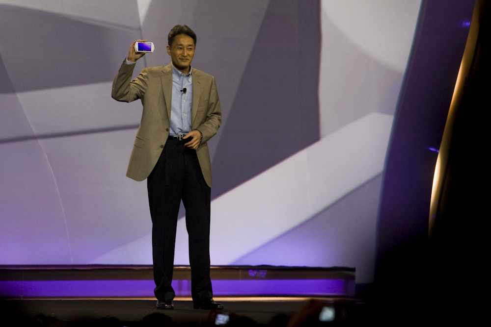 Kaz Hirai, CEO of Sony Computer Entertainment, has been named as a possible successor to Chairman, President, and CEO Howard Stringer.