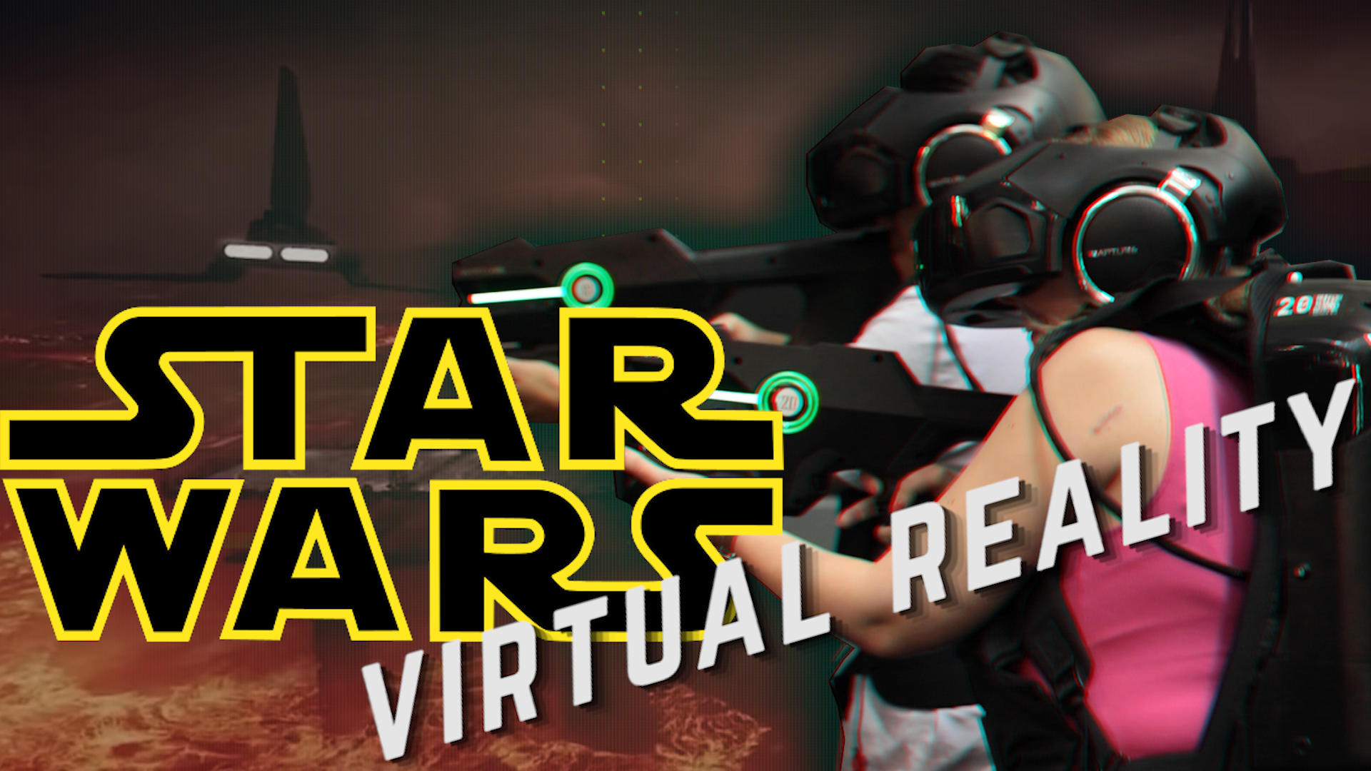 Video: Experiencing Star Wars: Secrets of the Empire at The VOID VR in NYC
