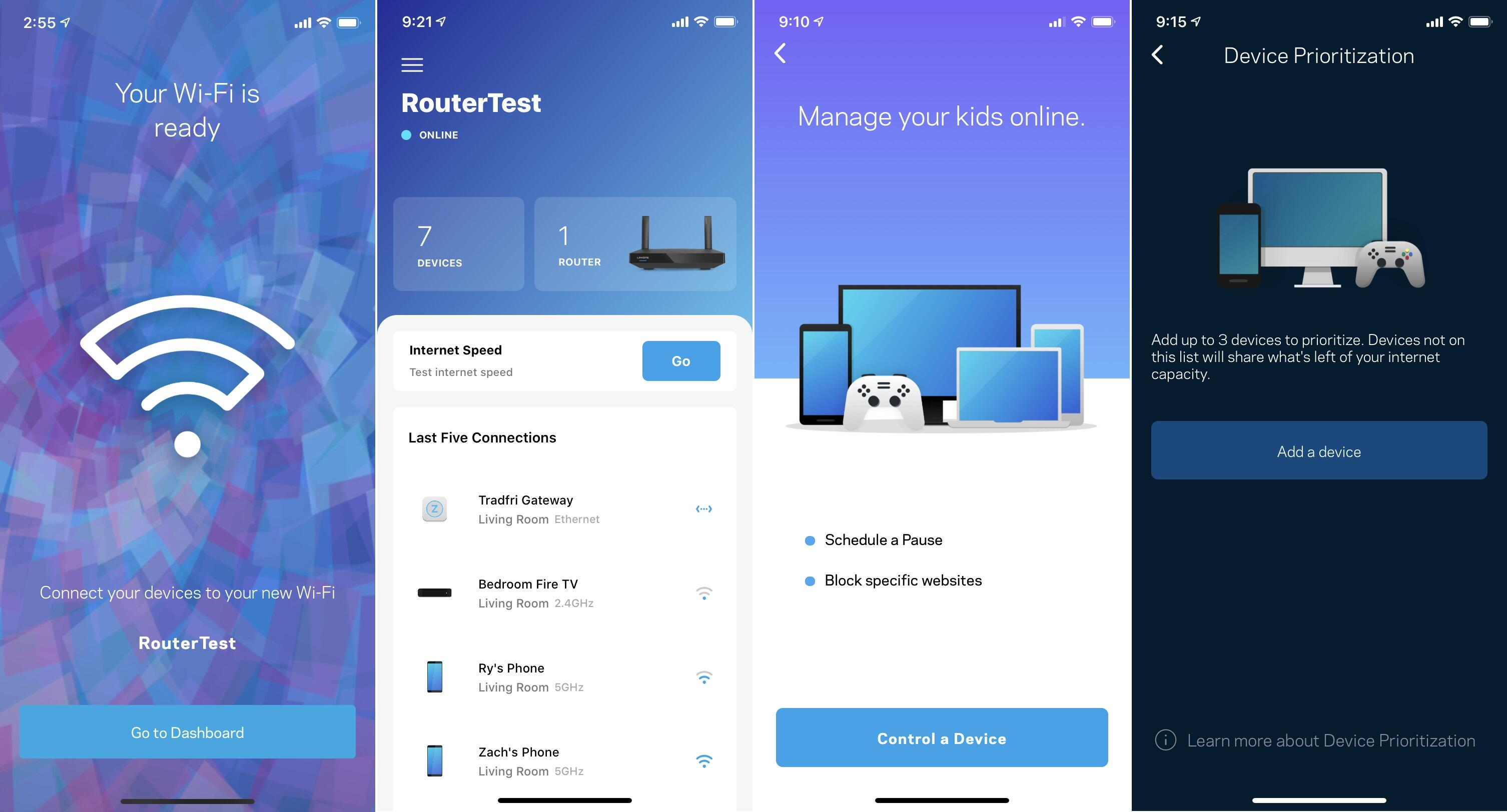 linksys-mr7350-wi-fi-6-router-app-controls