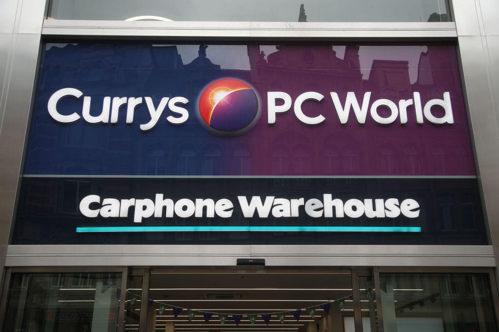 Carphone Warehouse store closures