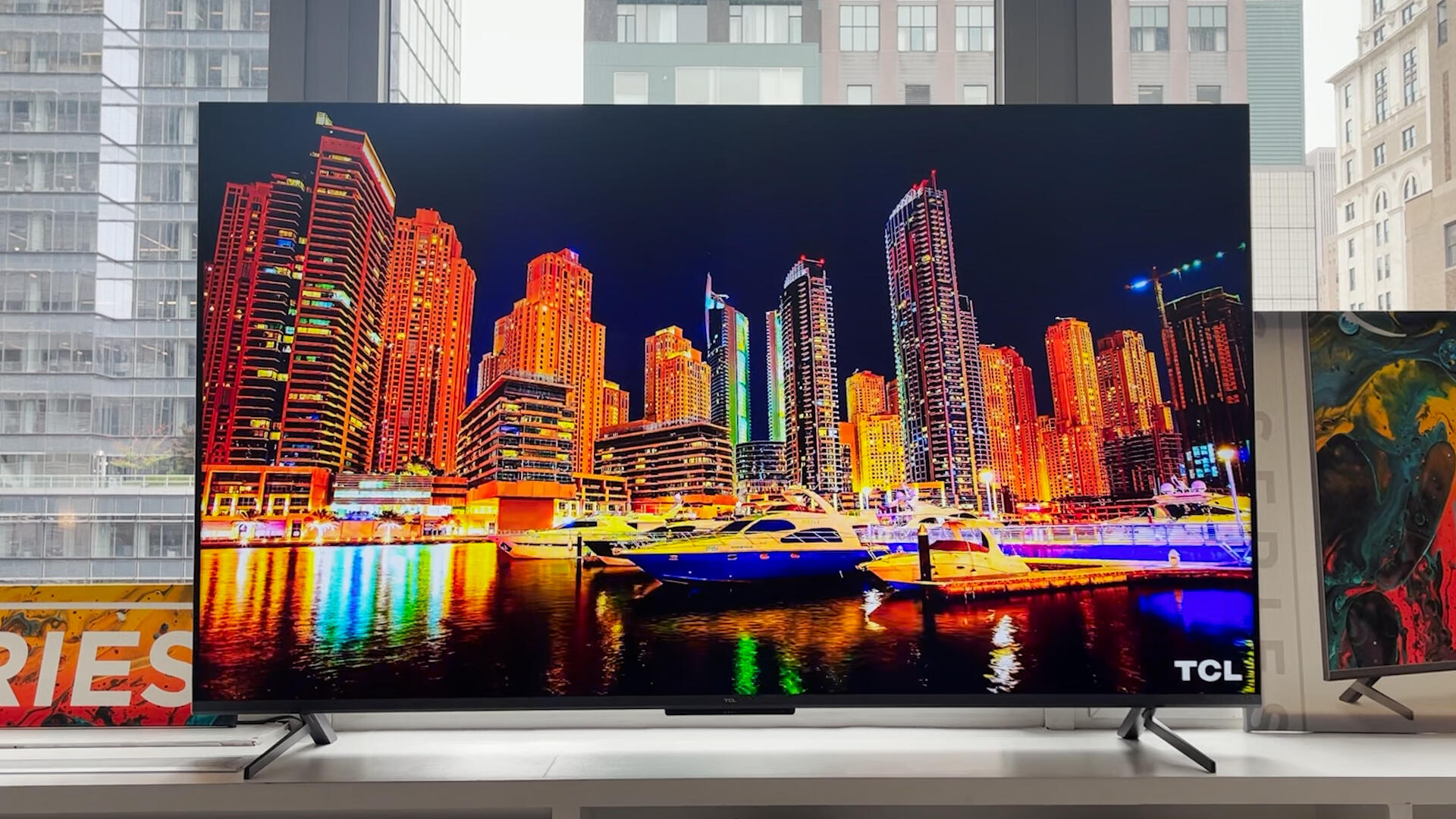 Video: Check out TCL's newest TVs, powered by... Google?