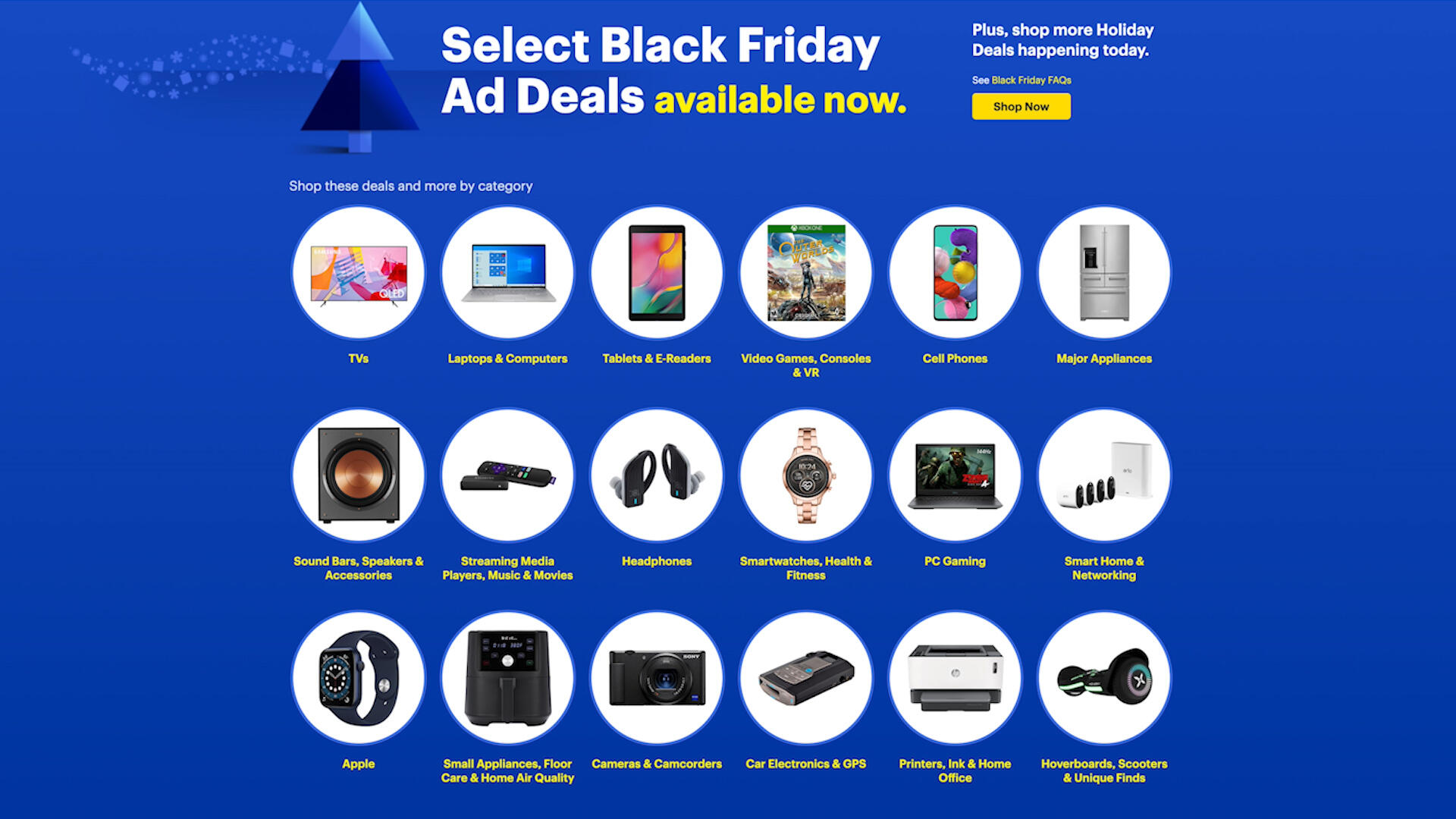 Video: Black Friday deals are happening all month: Here's where to shop