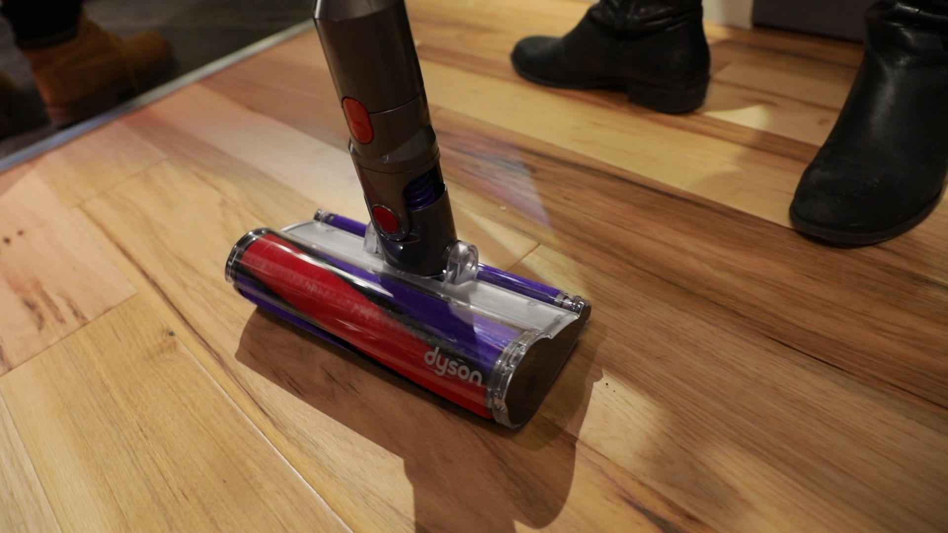 Video: With Cyclone V10, Dyson says goodbye forever to corded vacuums