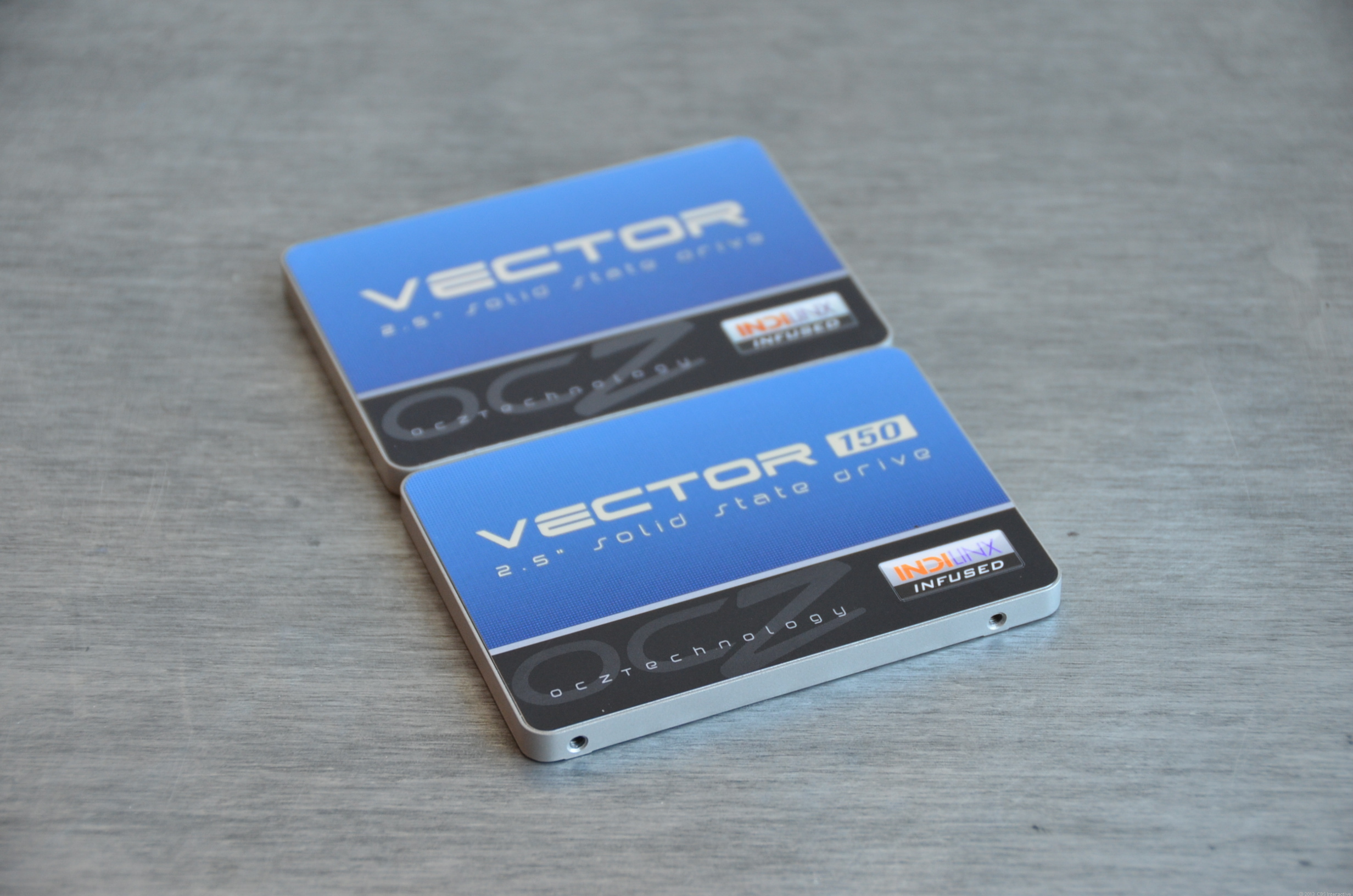 The new Vector 150 looks almost exactly the same as the original Vector drive that came out almost a year ago.