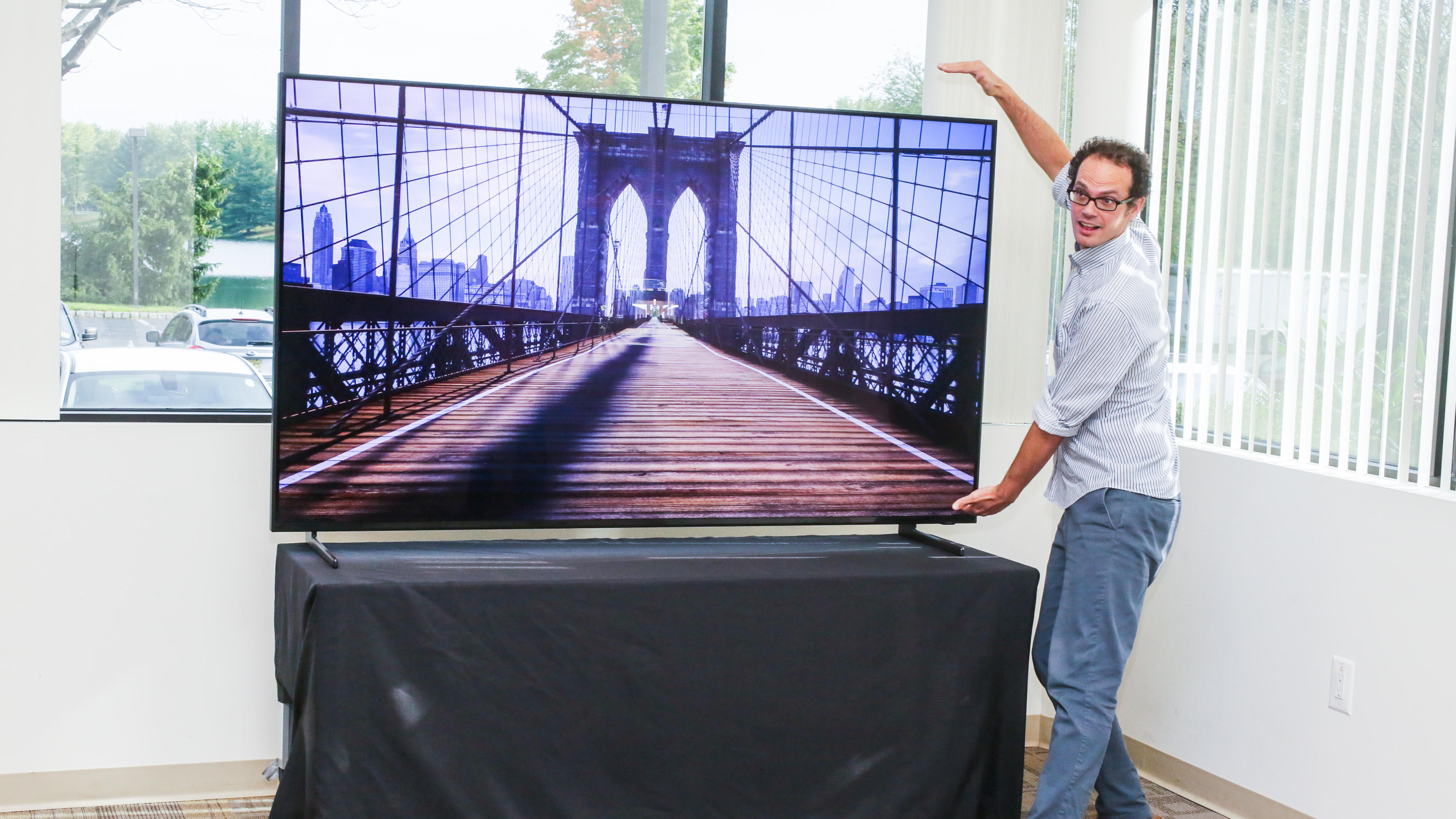 How Big A Tv To Buy As Big As You Can Cnet