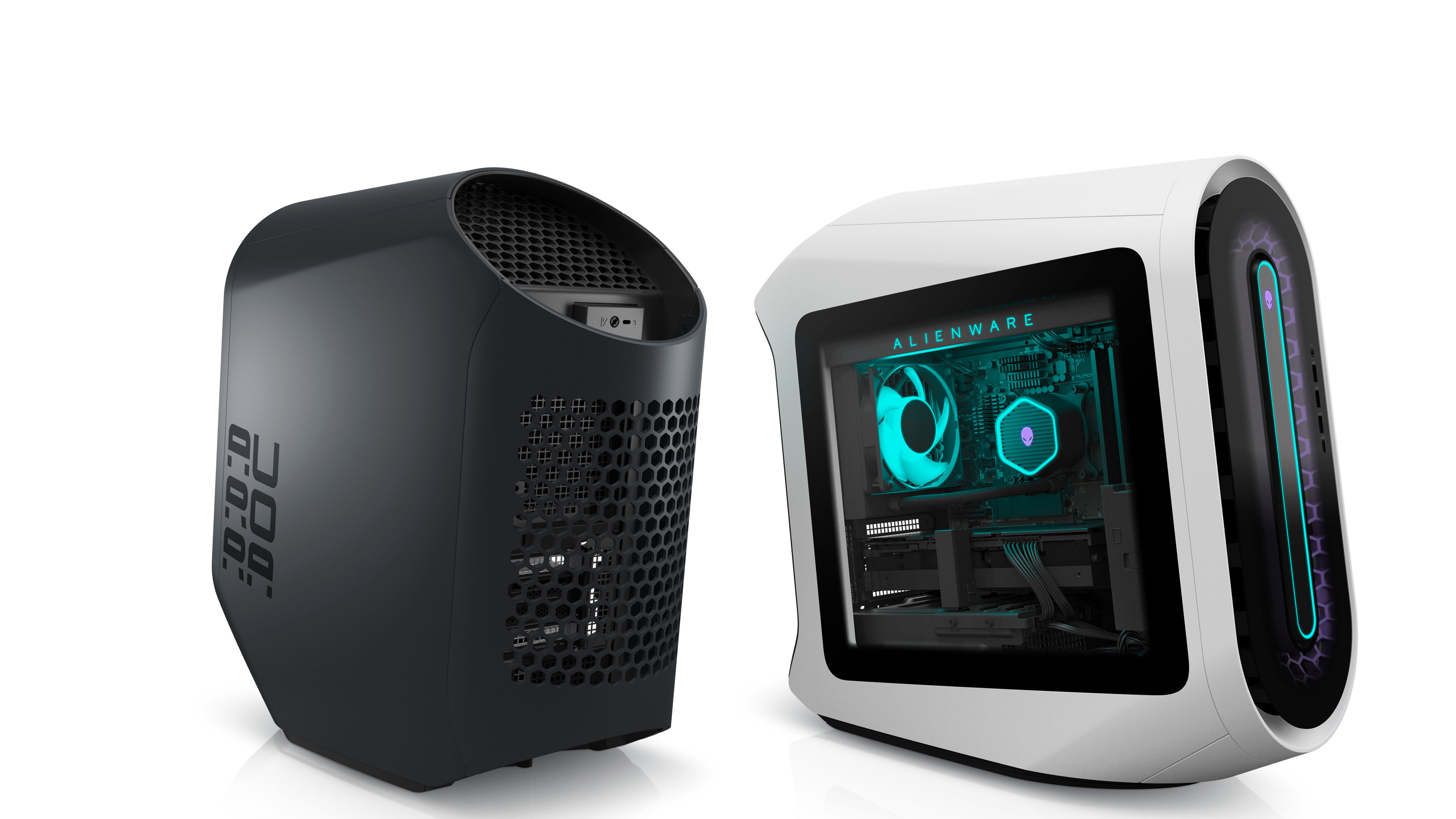 Alienware's redesigned Aurora gaming PC celebrates 25 years of play