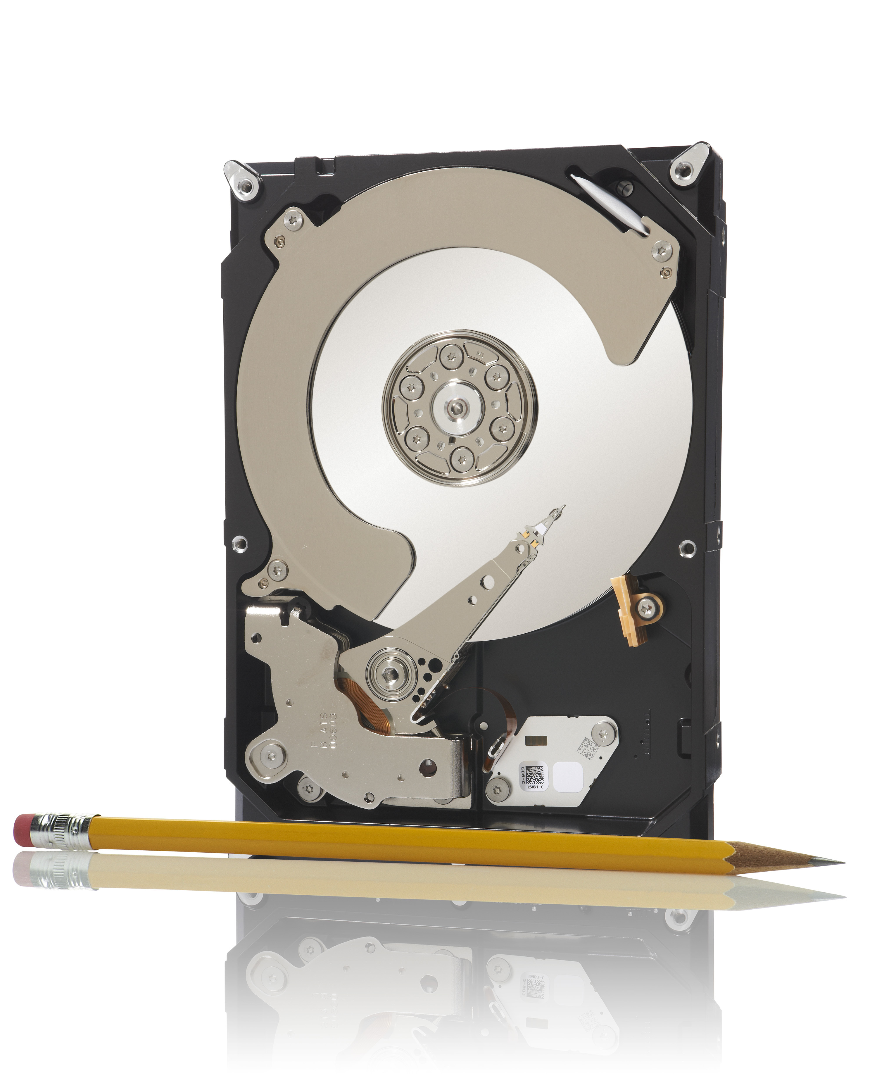 The new Desktop HDD is the first desktop hard drive from Seagate with the new naming scheme.