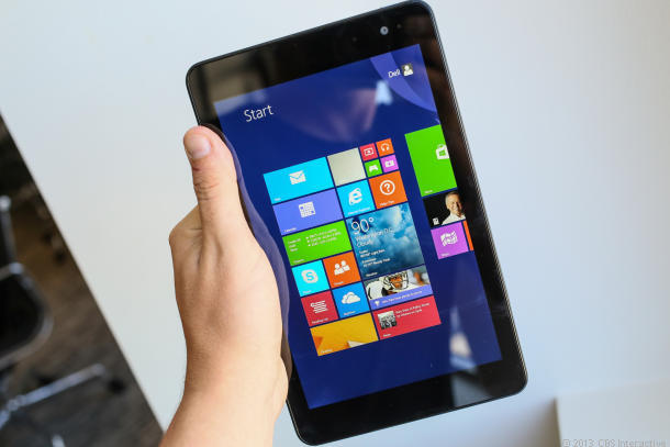 Microsoft is said to be offering a 70 percent discount on Windows 8.1 for suppliers of low-cost devices like the Dell Venue 8 Pro, which starts at $229 at the Microsoft Store.