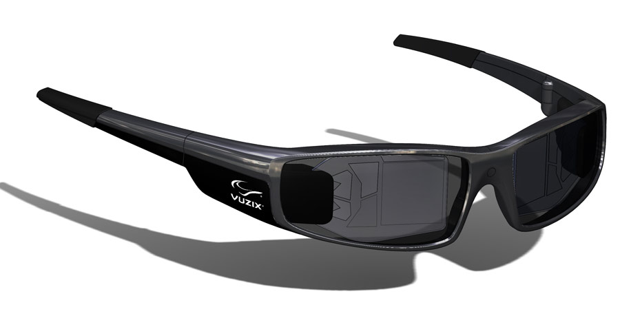 Vuzix says its Smart line will enable 3D video in glasses that are compact enough for mainstream use.