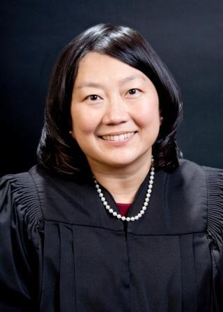 U.S. District Court Judge Lucy Koh, presiding over the case between the two companies.