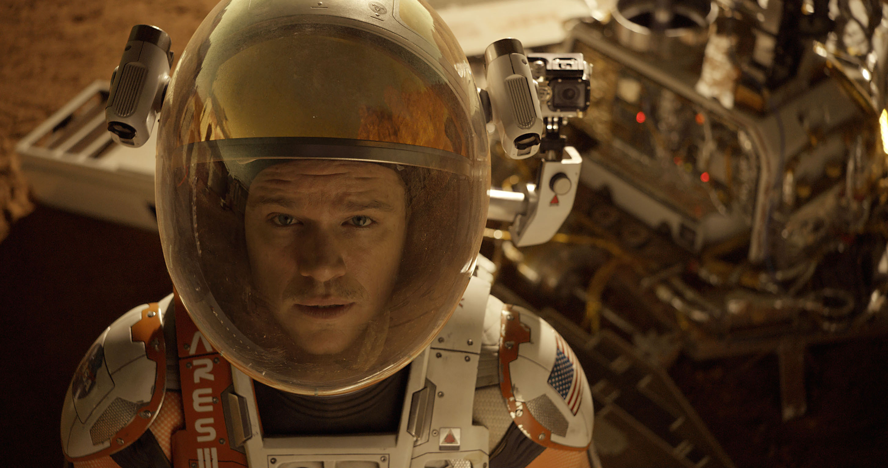 Matt Damon worries that science doesn't have all the answers.