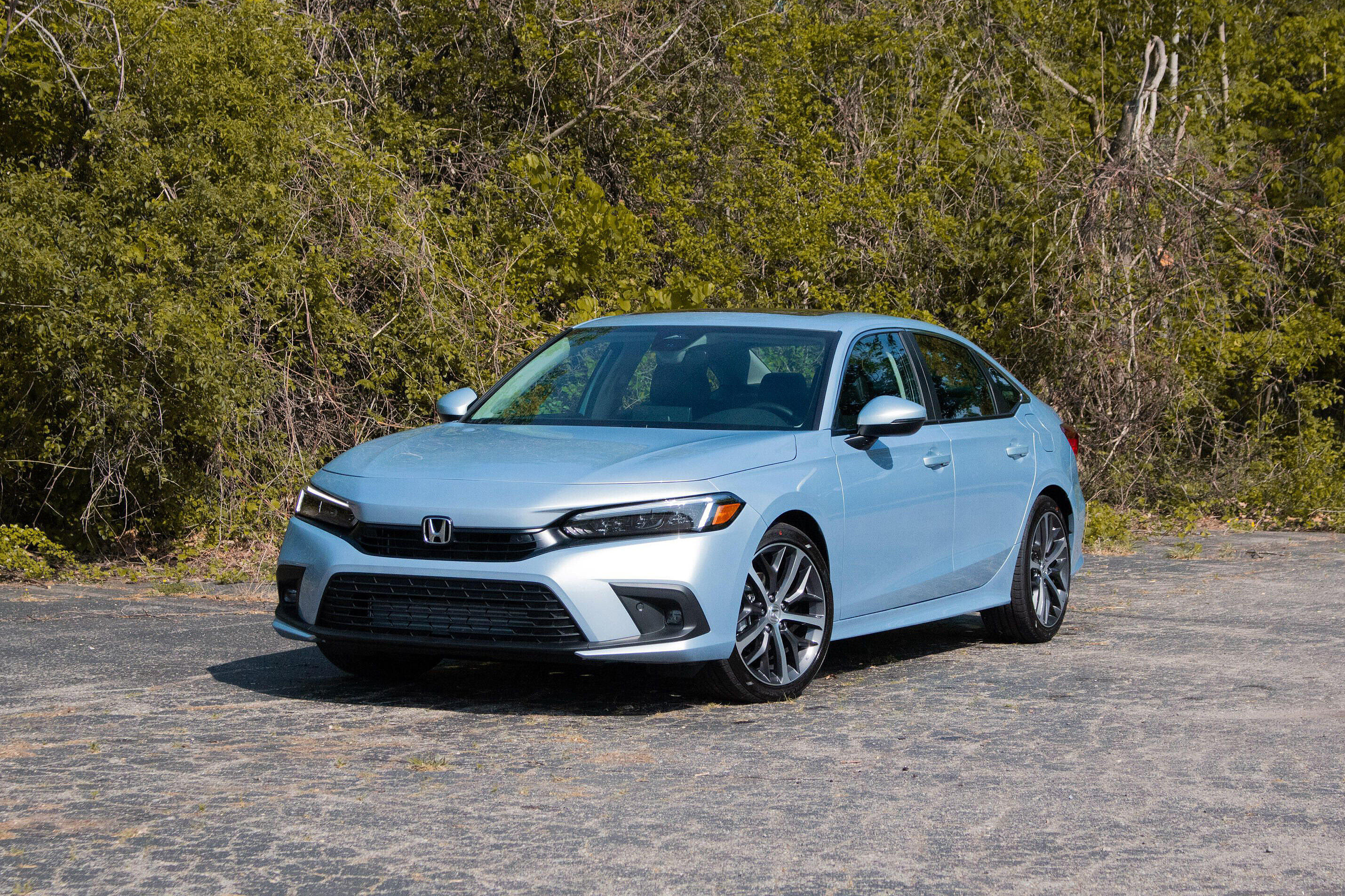 2022 Honda Civic review: You still can't go wrong     - Roadshow