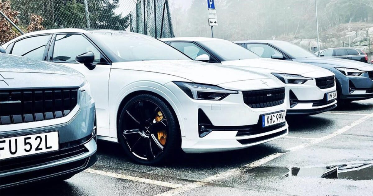 CEO Thomas Ingenlath teases hotter Polestar 2 prototype on Instagram     – Roadshow