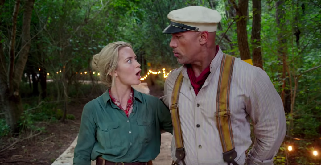 Disney's Jungle Cruise trailer shows wild ride for The Rock, Emily Blunt -  CNET