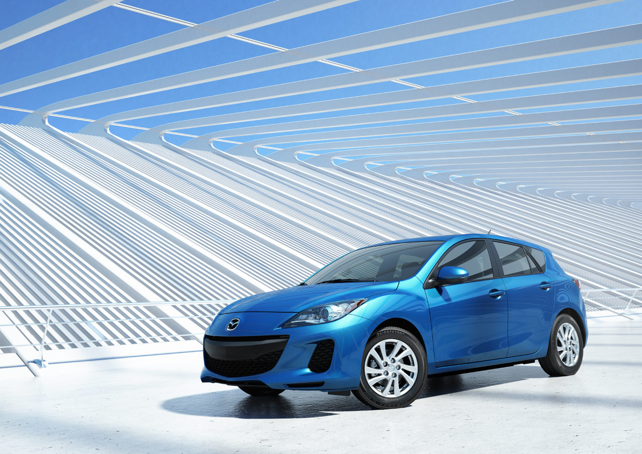 The 2012 Mazda3 features a revised exterior, but the new Skyactiv engine and transmission are worth noting.