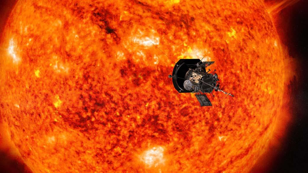 NASA's insane mission to 'touch the sun'