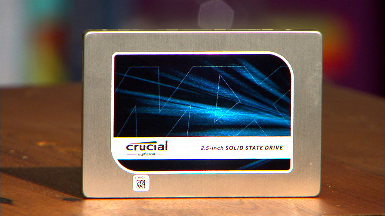 Video: The Crucial MX200 SSD is packed with great features