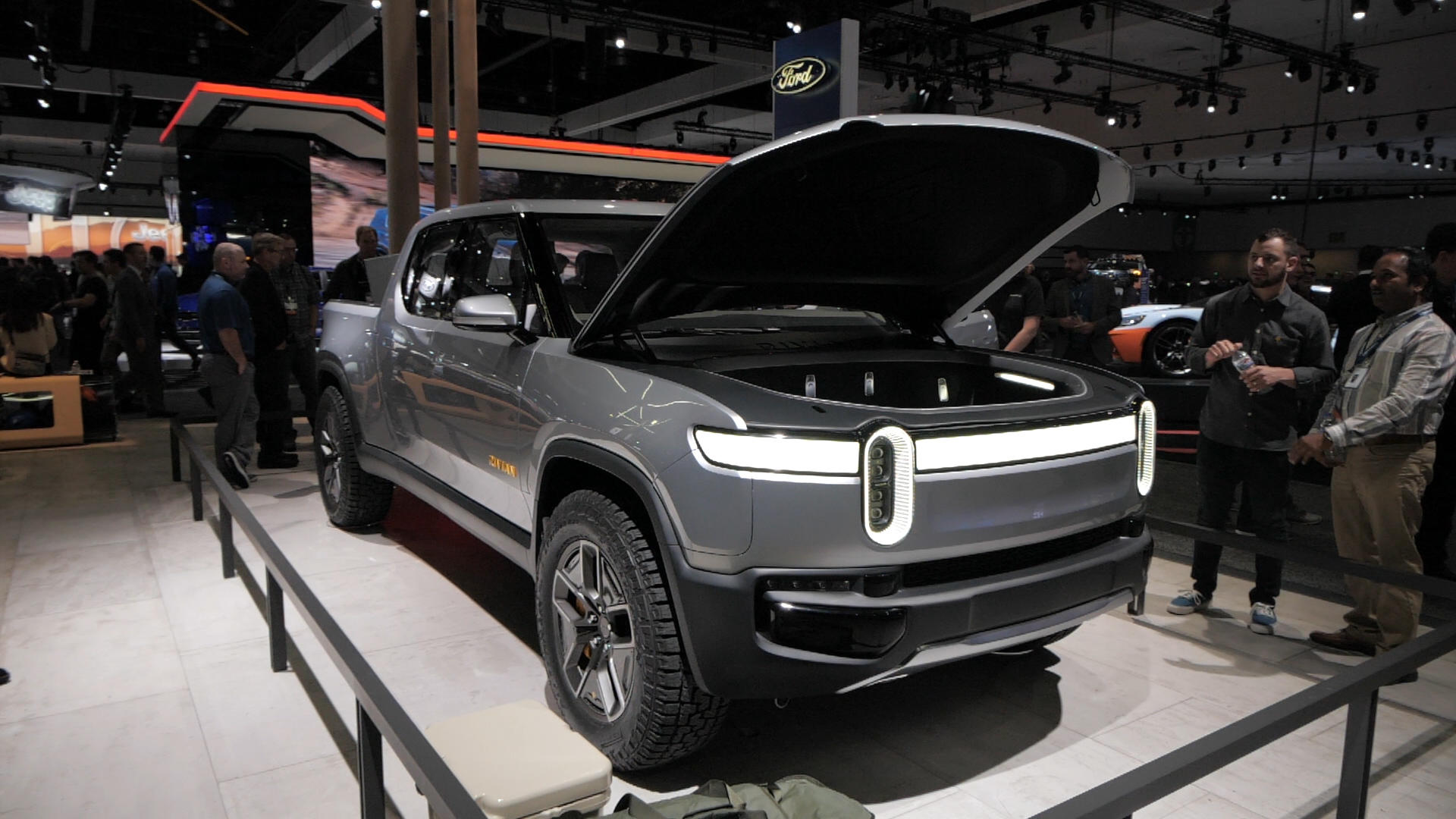 Video: The R1T concept from Rivian is the electric truck we've been waiting for