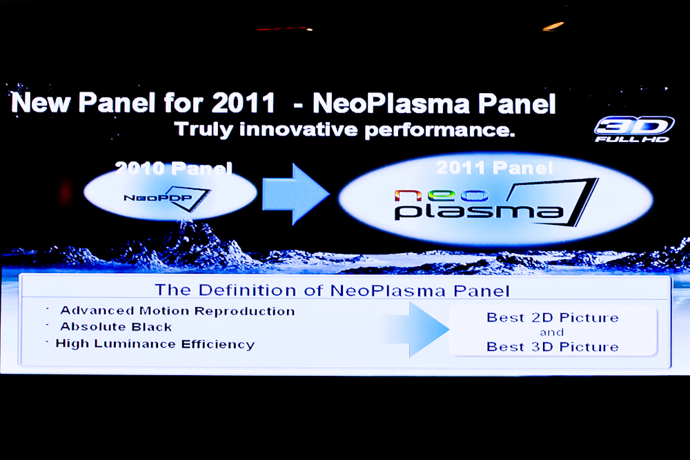 More plasma TV details than you asked for
