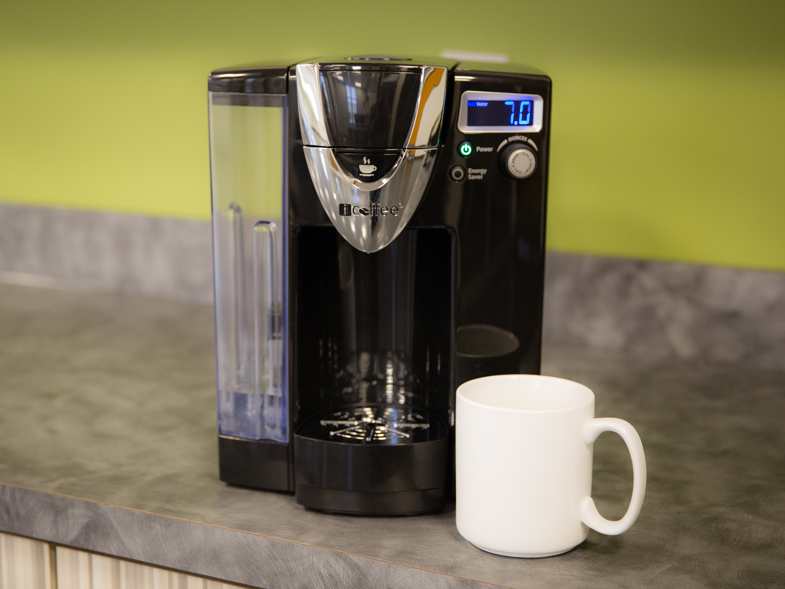 iCoffee Ops Single Serve Brewer by Remington