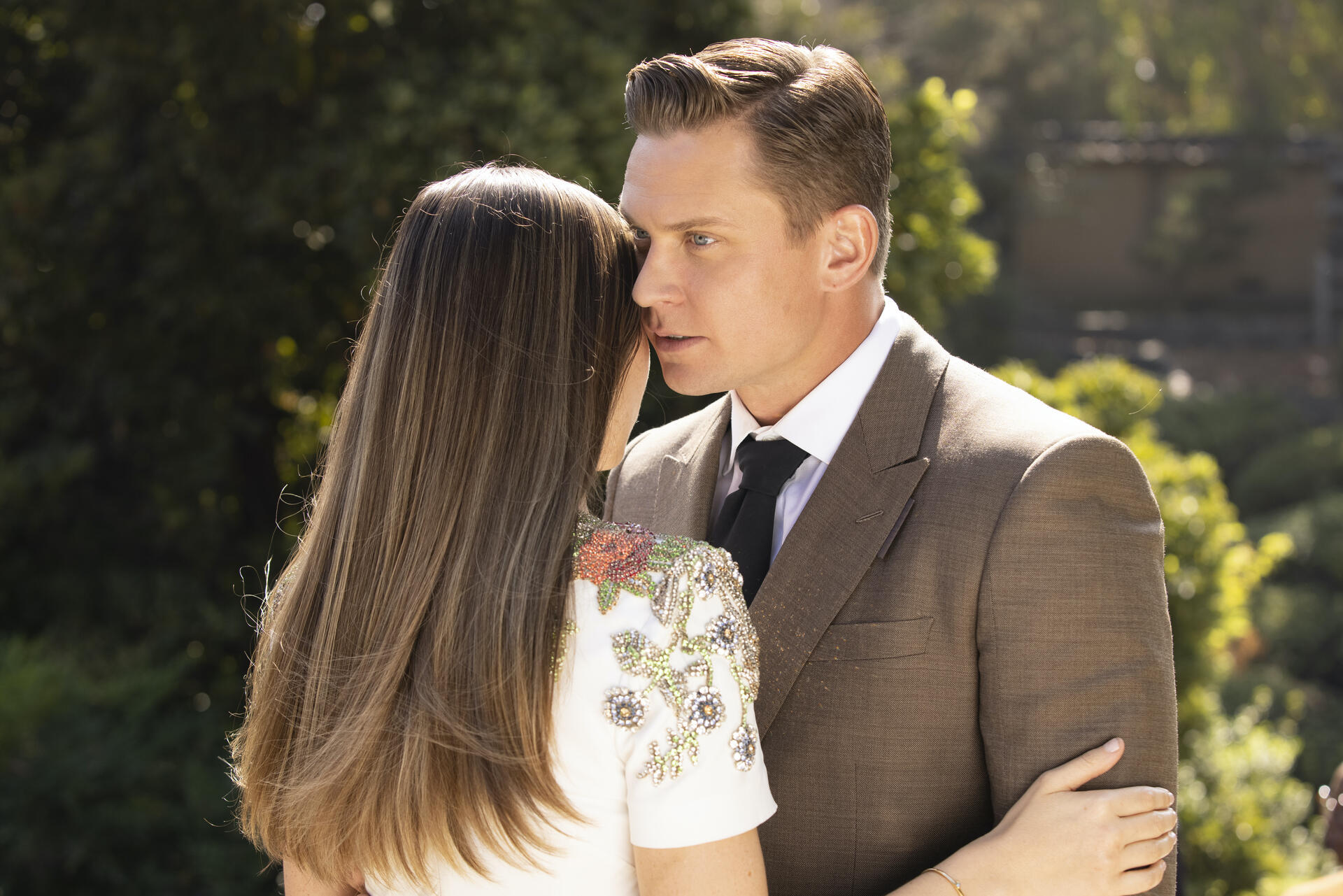Billy Magnussen is a chilling tech billionaire in Made For Love.