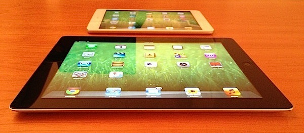 iPad 4 and iPad Mini. Personal computing devices include tablets, as IDC's Worldwide Smart Connected Device Market ranking shows.