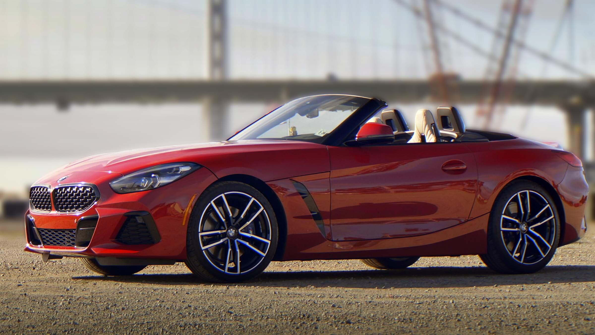 Video: 2019 BMW Z4: Back and better than ever