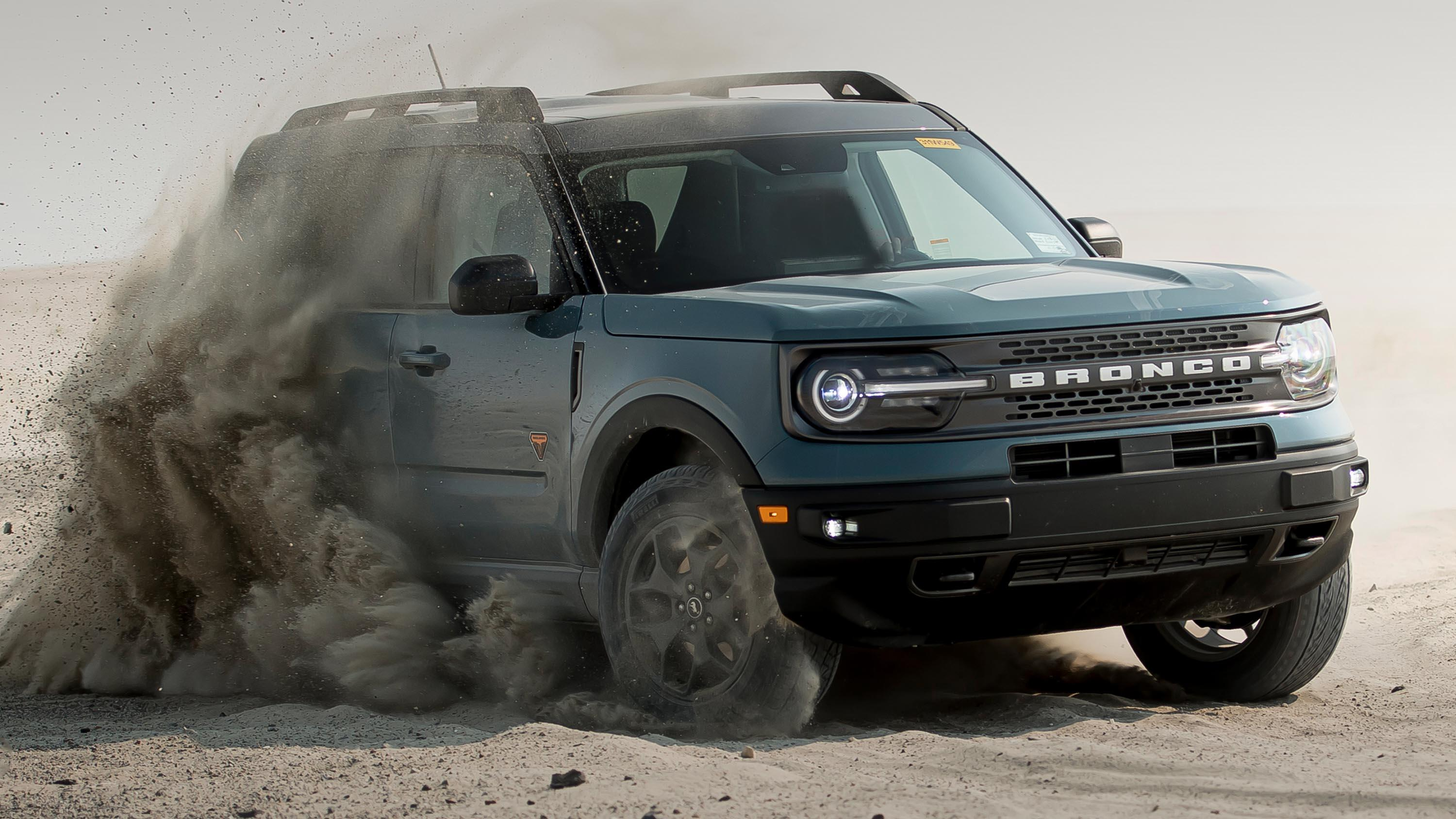 Video: 2021 Ford Bronco Sport: A Bronco on its own merits