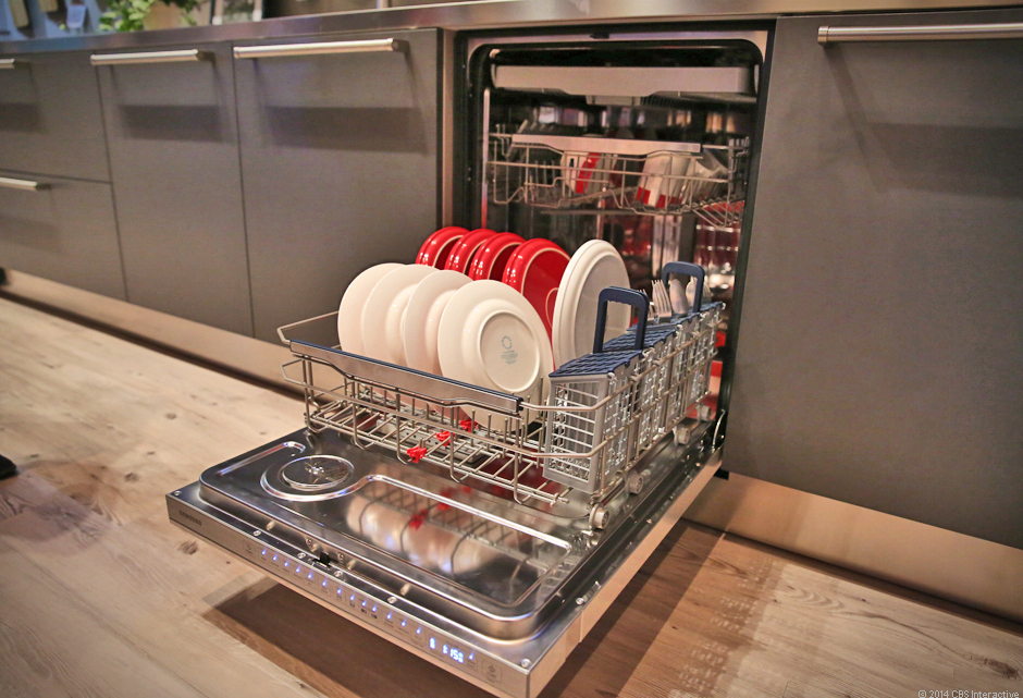 Samsung's Chef Collection dishwasher