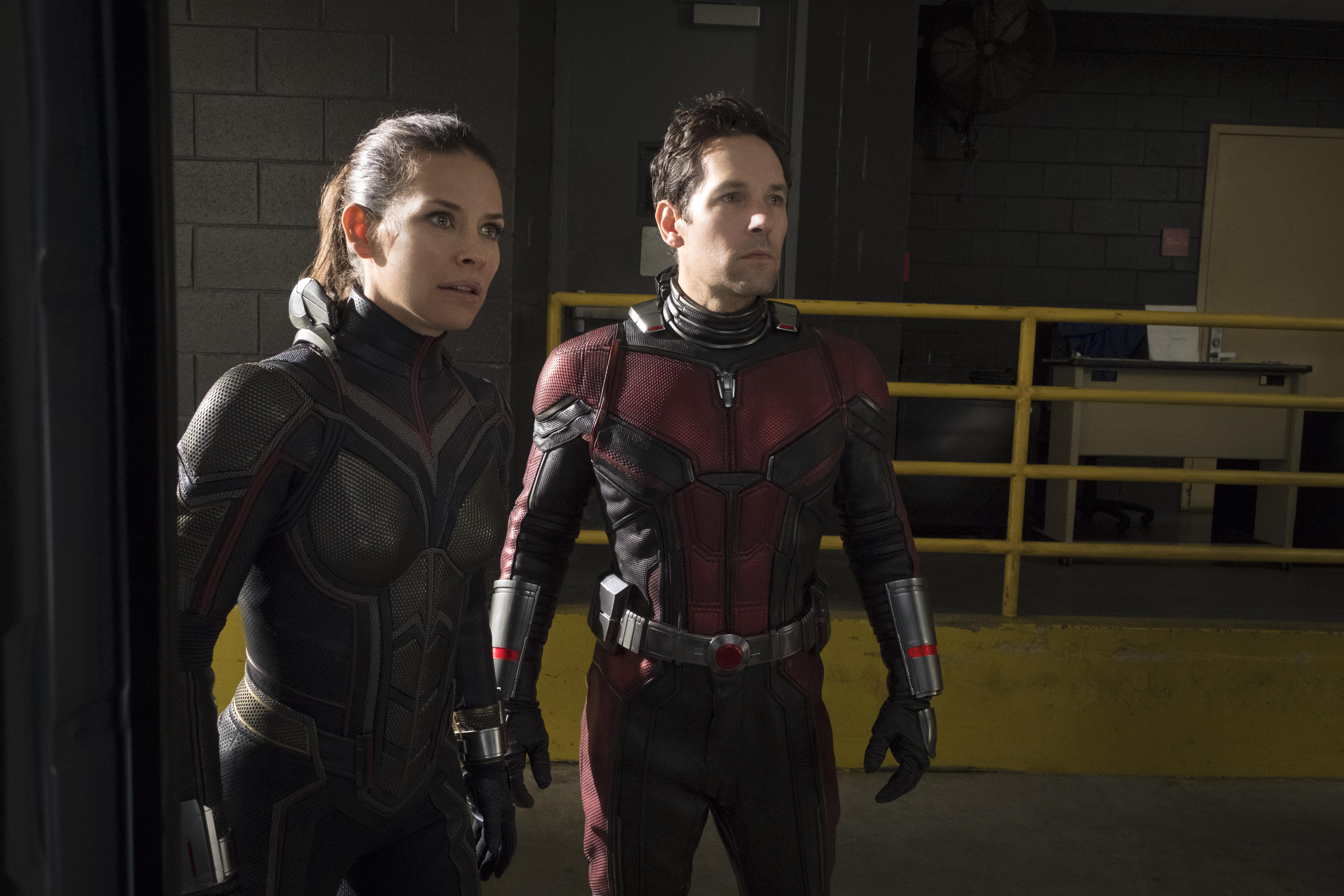 Ant-Man and the Wasp (July 6)
