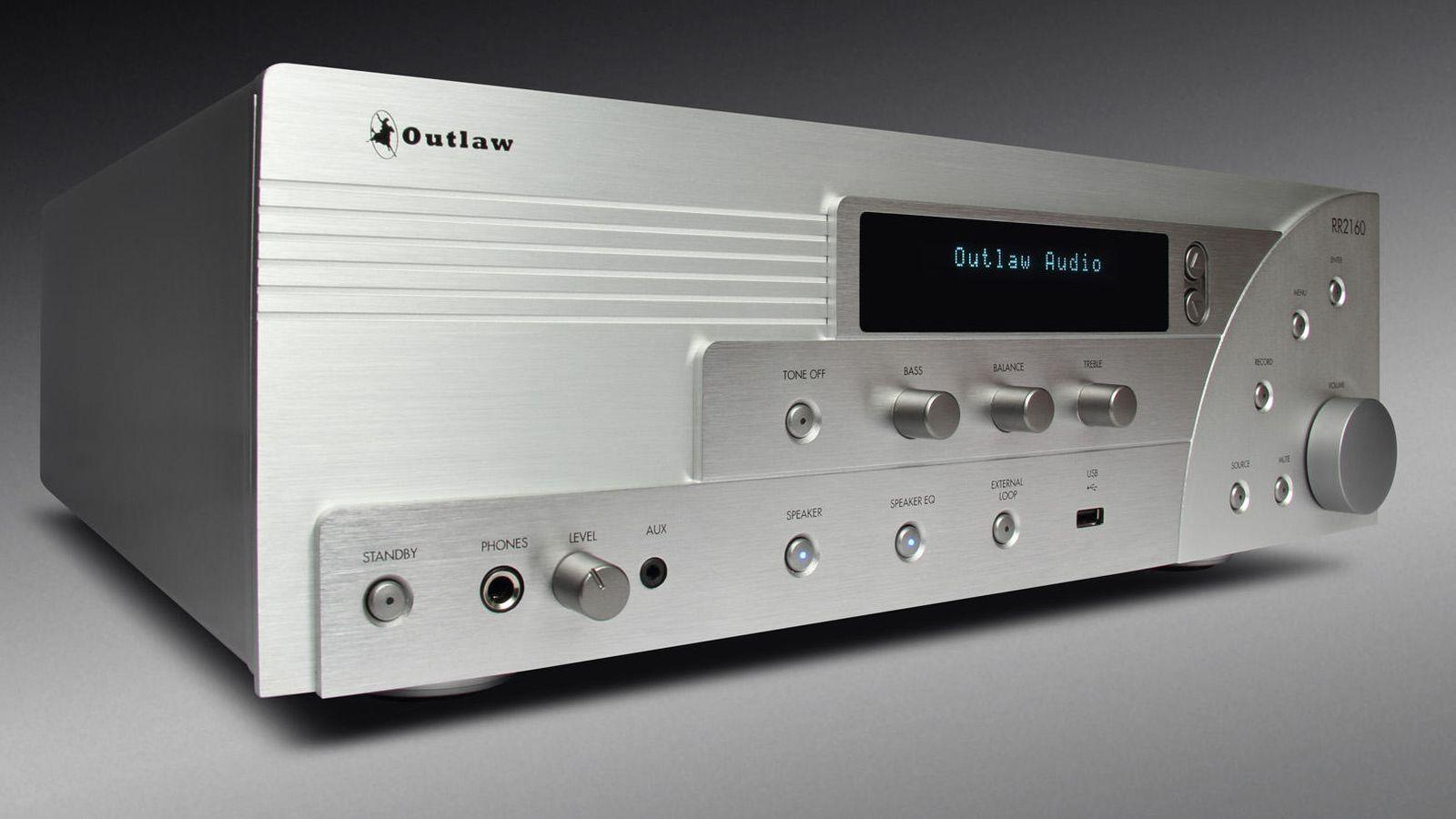 Outlaw Audio RR 2160 stereo receiver
