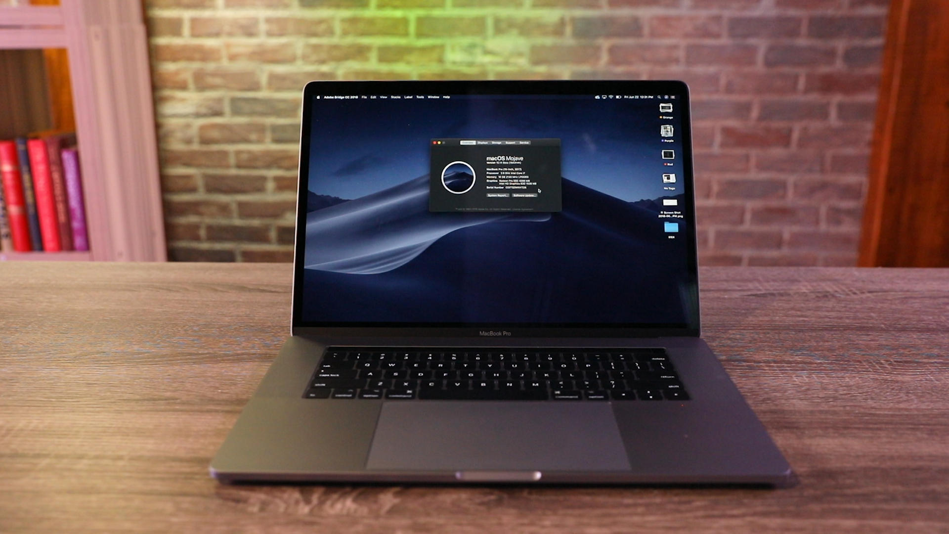 Macos Mojave Beta Hands On With Dark Mode Continuity Camera Gallery View And More Cnet
