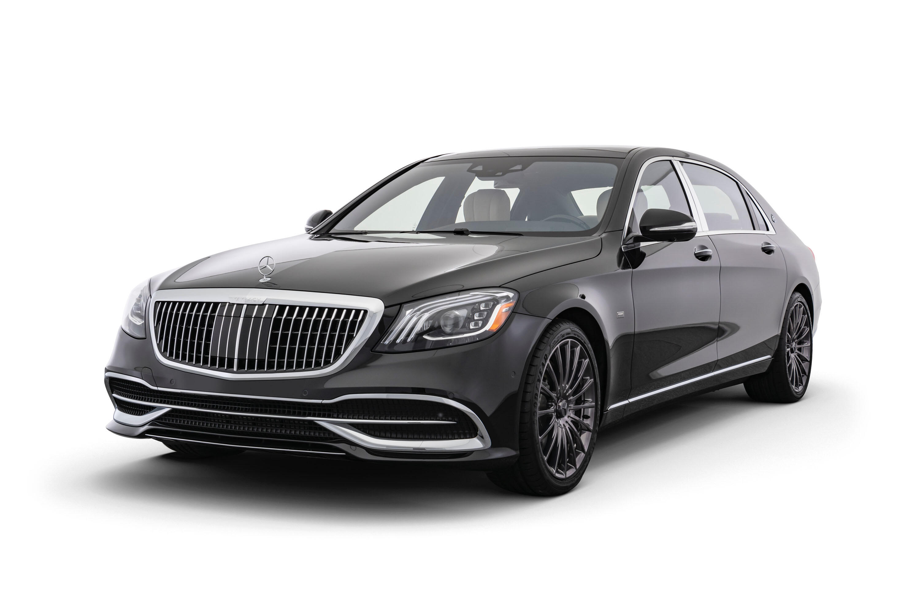 Mercedes-Maybach S650 Night Edition