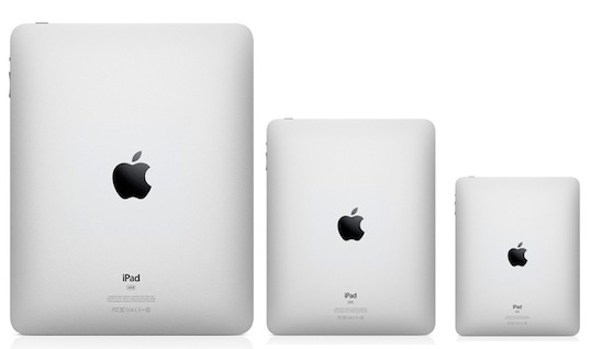 What is Apple cooking up for a large iPad-like device?