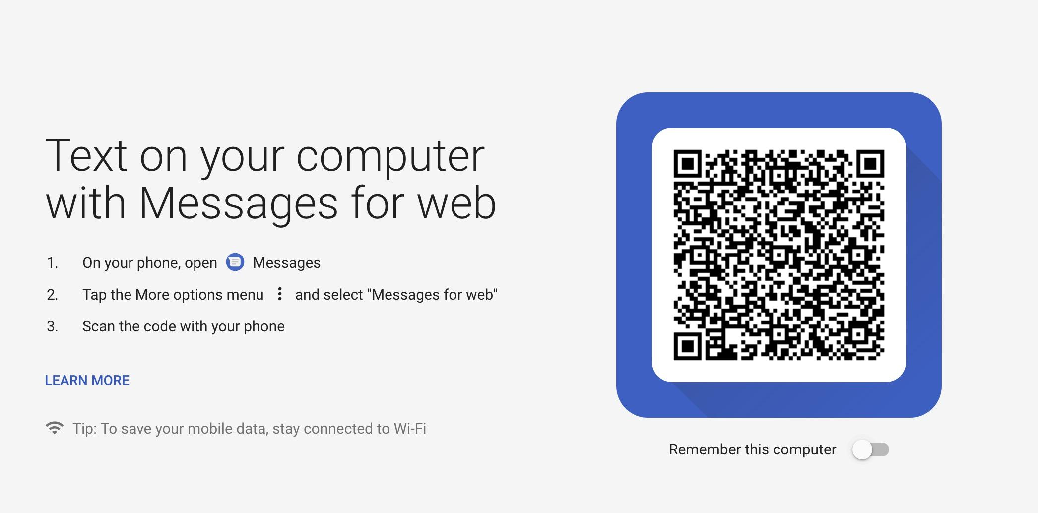 messages-for-web-login-page