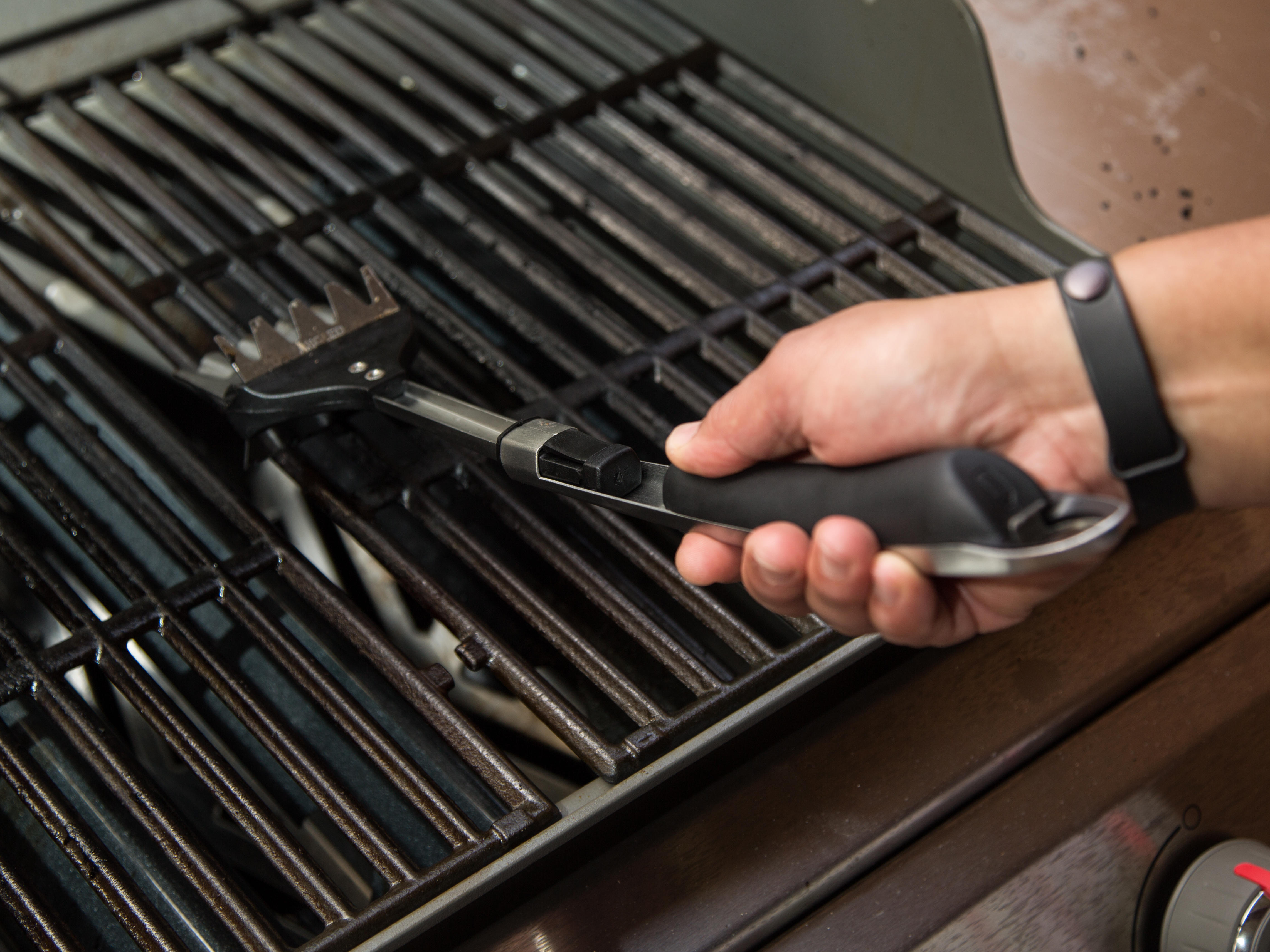 How to clean your grill: Grill grates are just the start - CNET