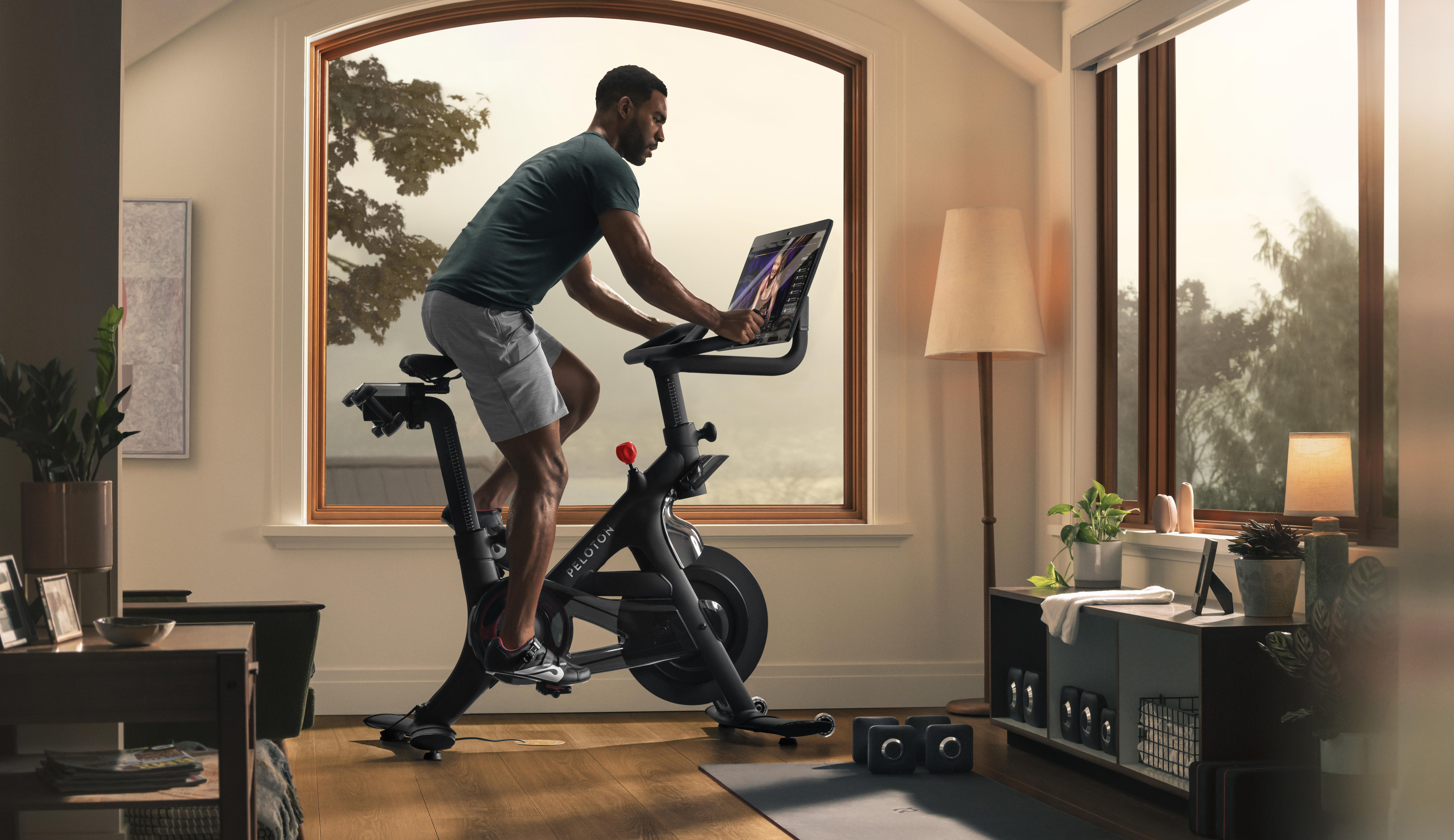 Peloton fixes a bug in bikes that could have allowed bad actors to access tablets
