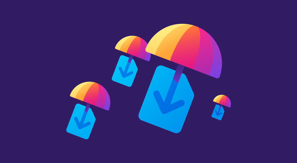 Mozilla's Firefox Send used to let you transer 1GB files without having to log in.
