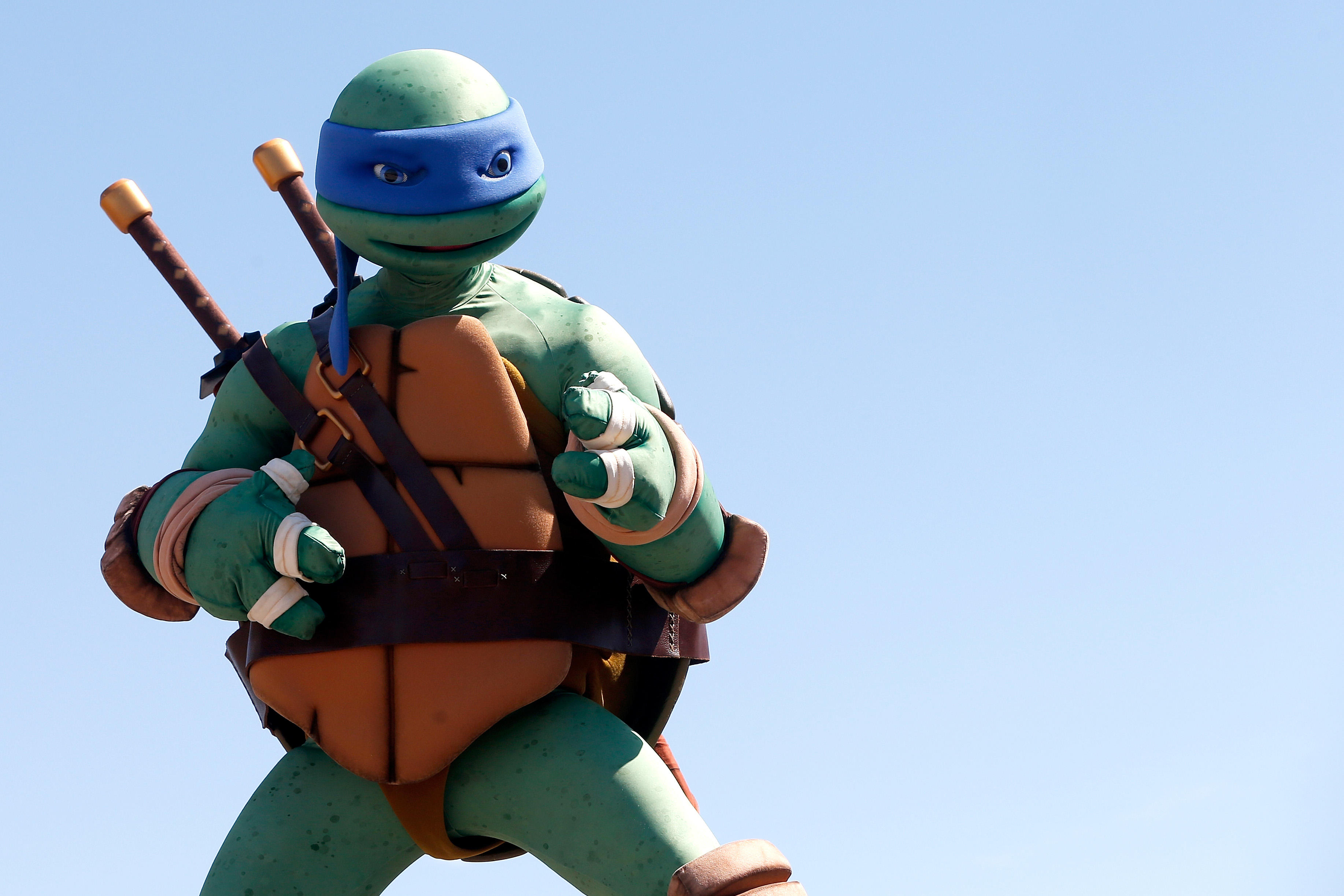 A Terrifying Decaying Teenage Mutant Ninja Turtles 3 Costume Is On Sale For 10k Cnet