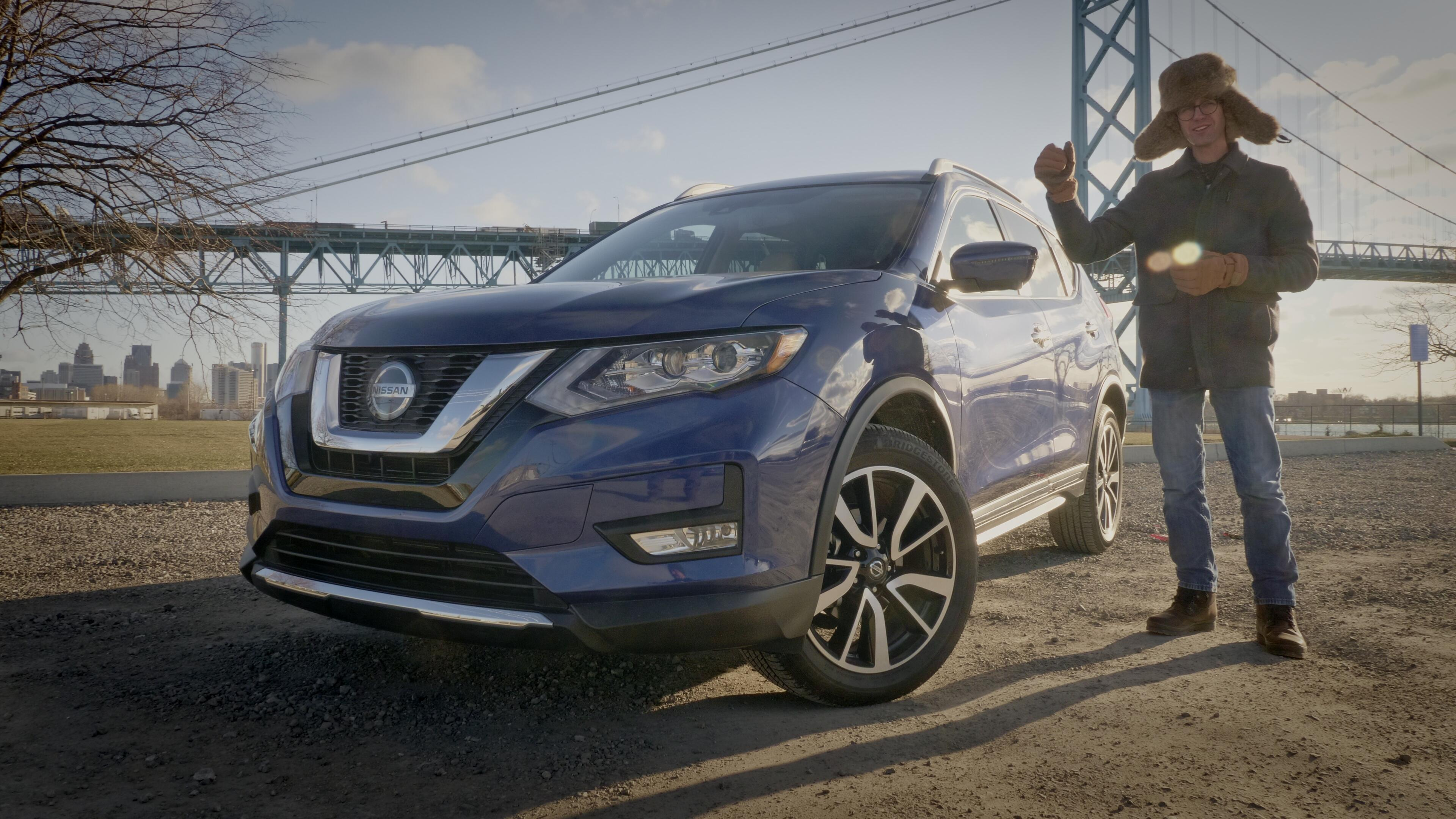 Video: 2020 Nissan Rogue: Aging gracefully