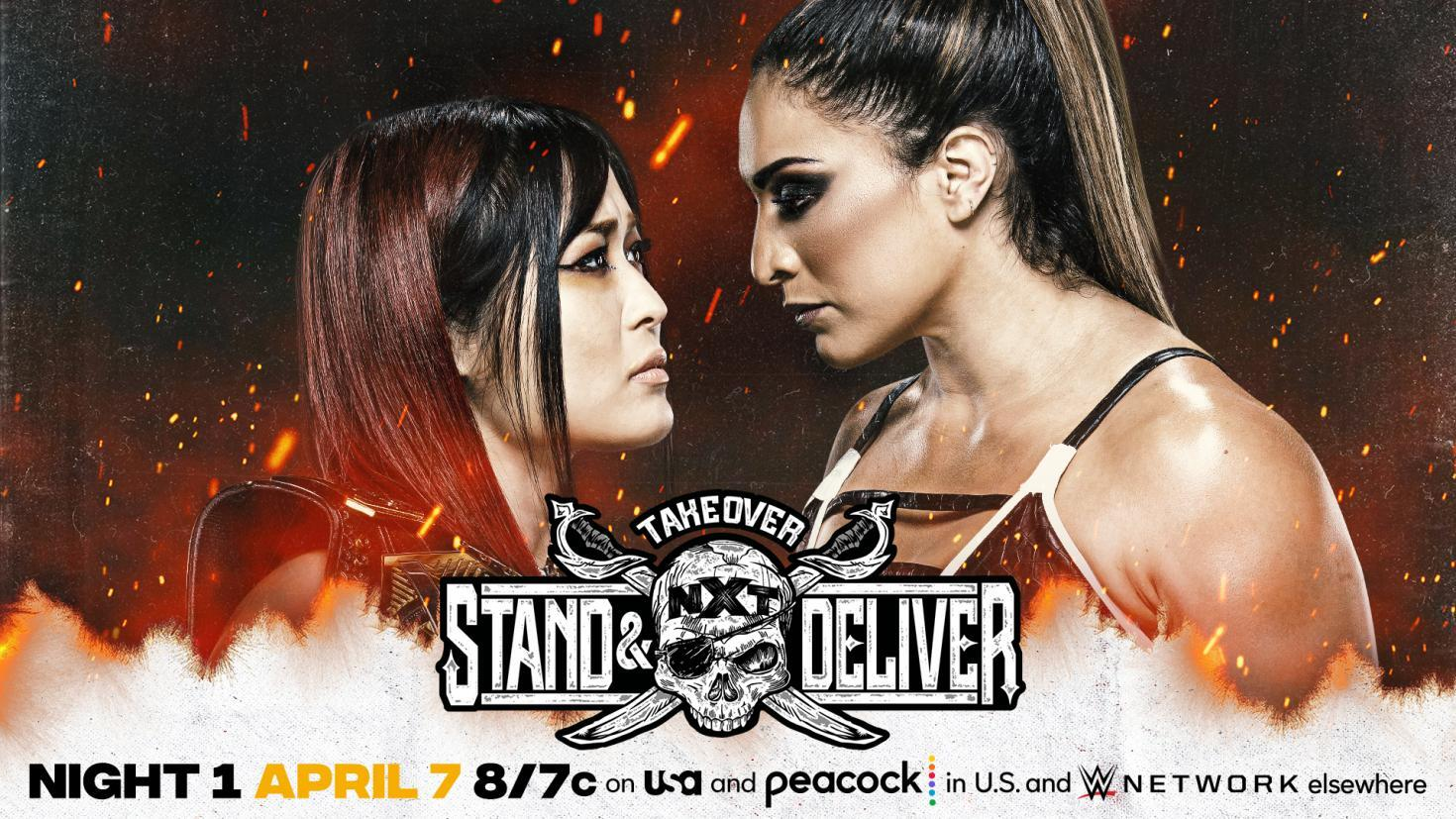 NXT TakeOver Stand and Deliver Night 1: Results, live updates and ratings - CNET