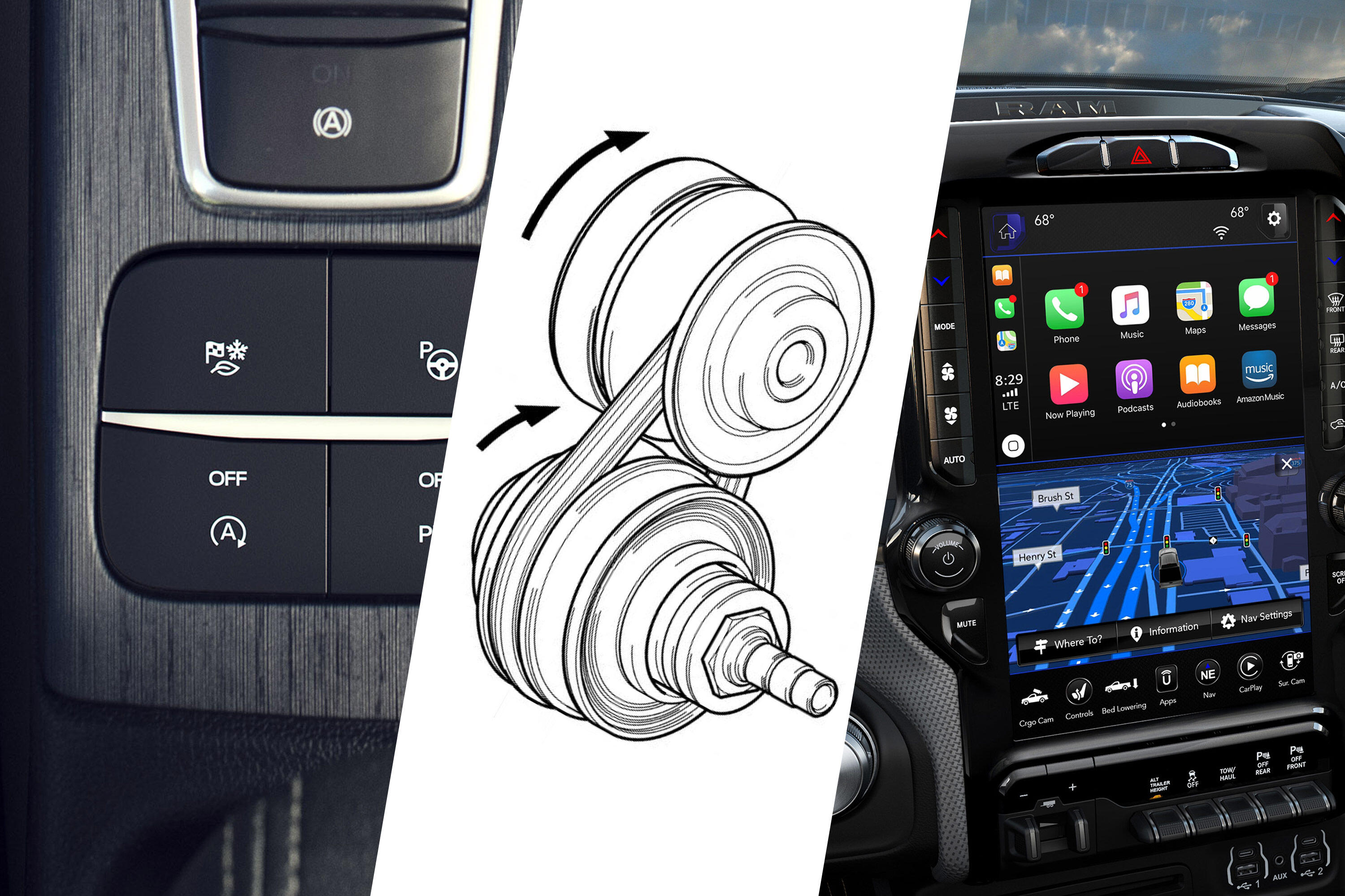 Car features we don't like