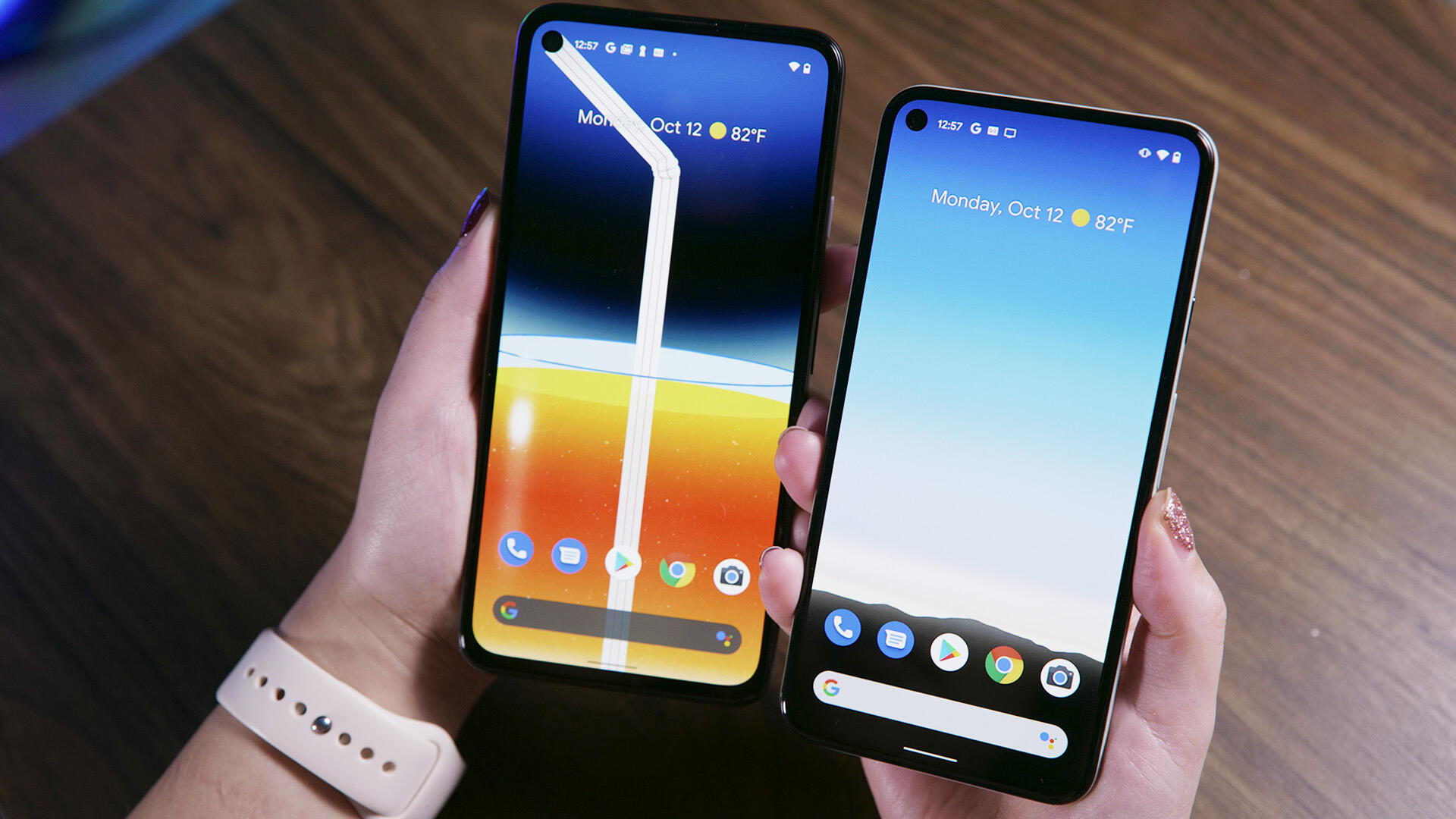 Video: Pixel 5 and 4A 5G review: Superb cameras, now with 5G