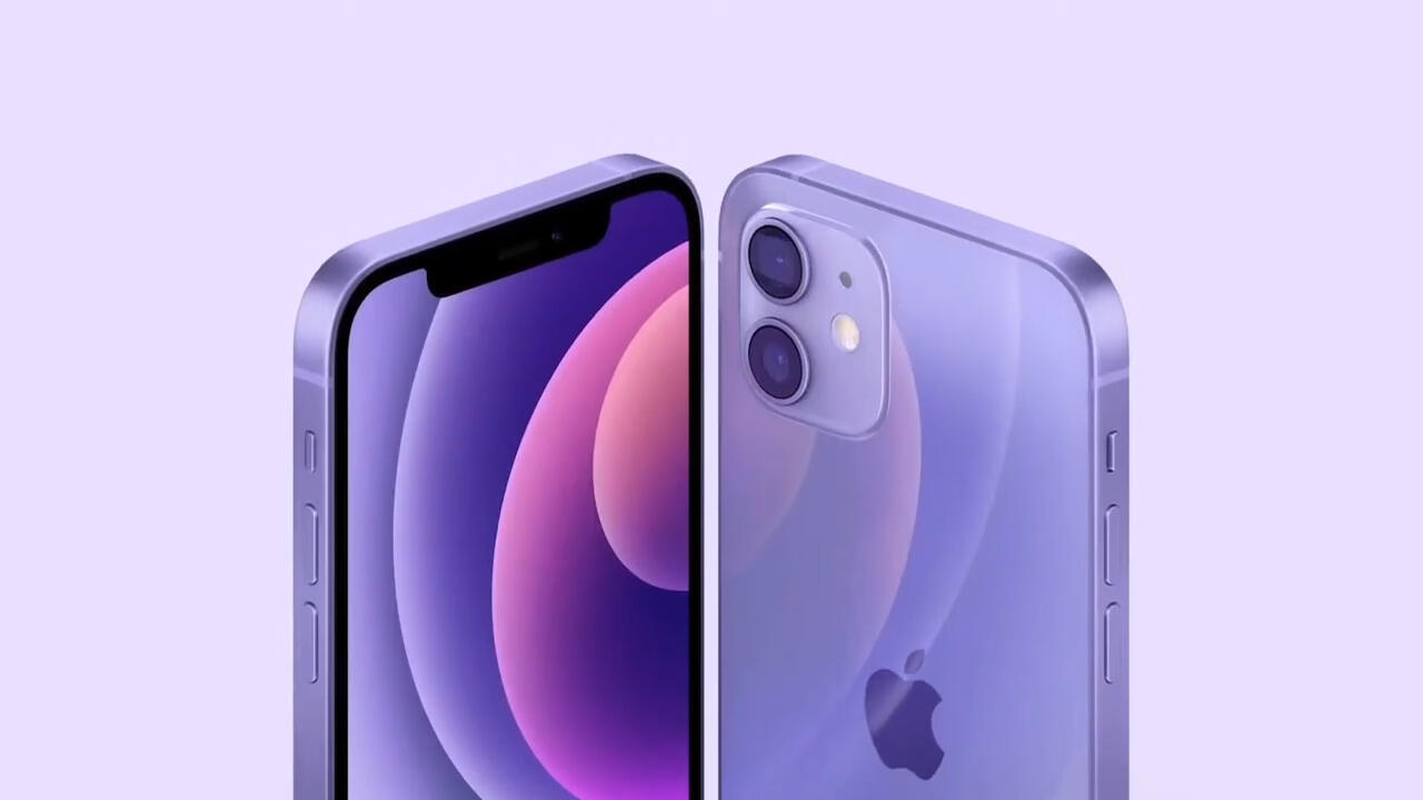 Video: Apple launches new purple iPhone 12 and 12 Mini
