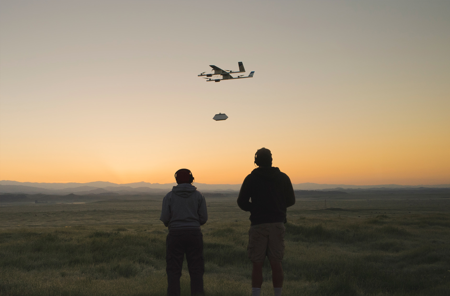 Alphabet wants Project Wing to enable product delivery by aerial drone.