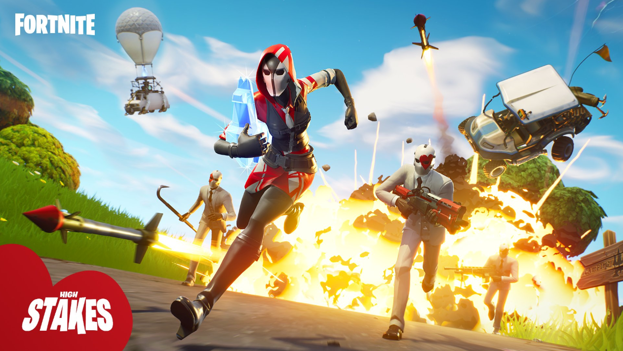 Fortnite How Do Ppl Parachute Down So Fast Fortnite Battle Royale Everything You Need To Know Cnet