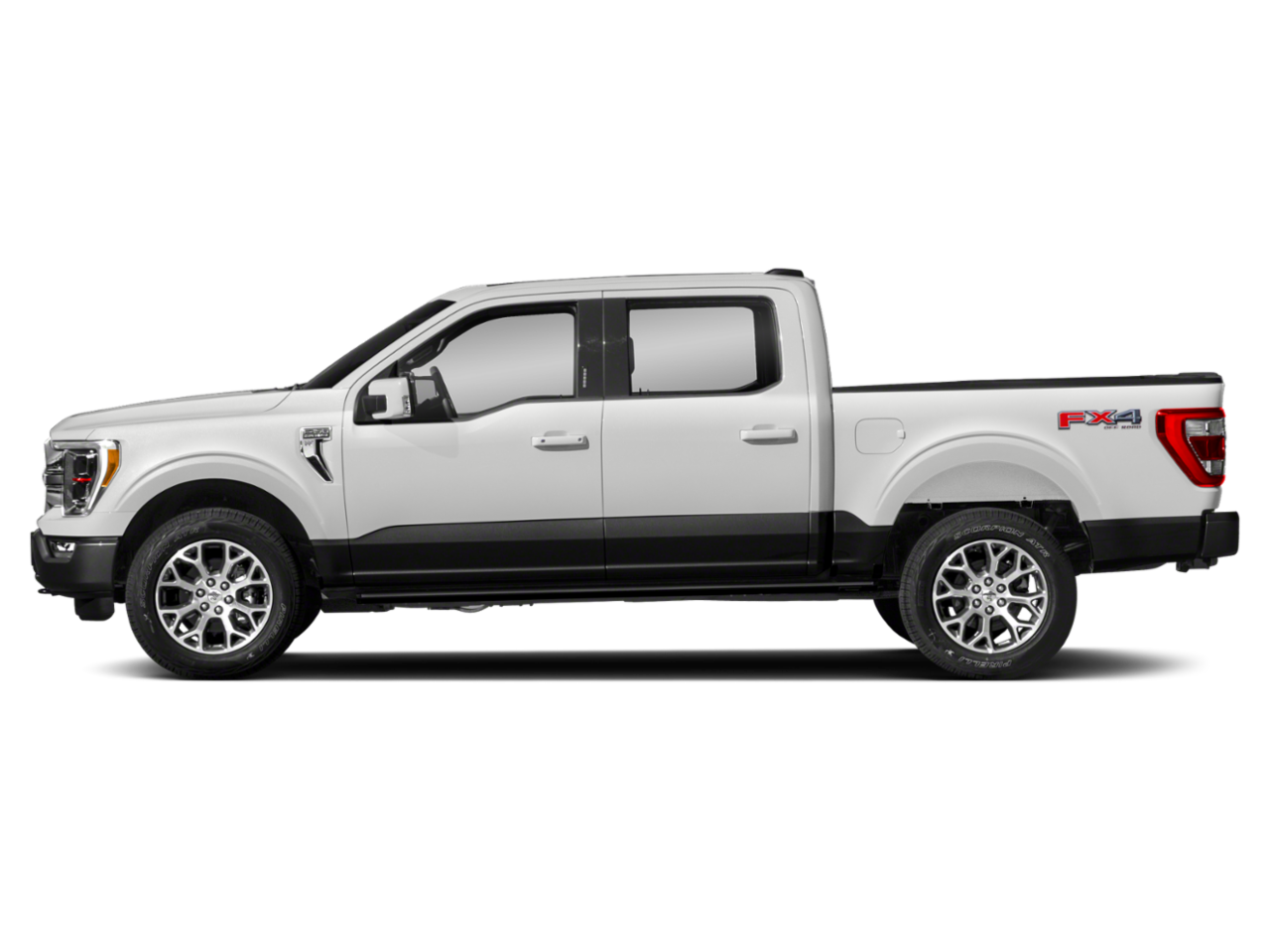 2021 Ford F-150 King Ranch 2WD SuperCrew 6.5' Box