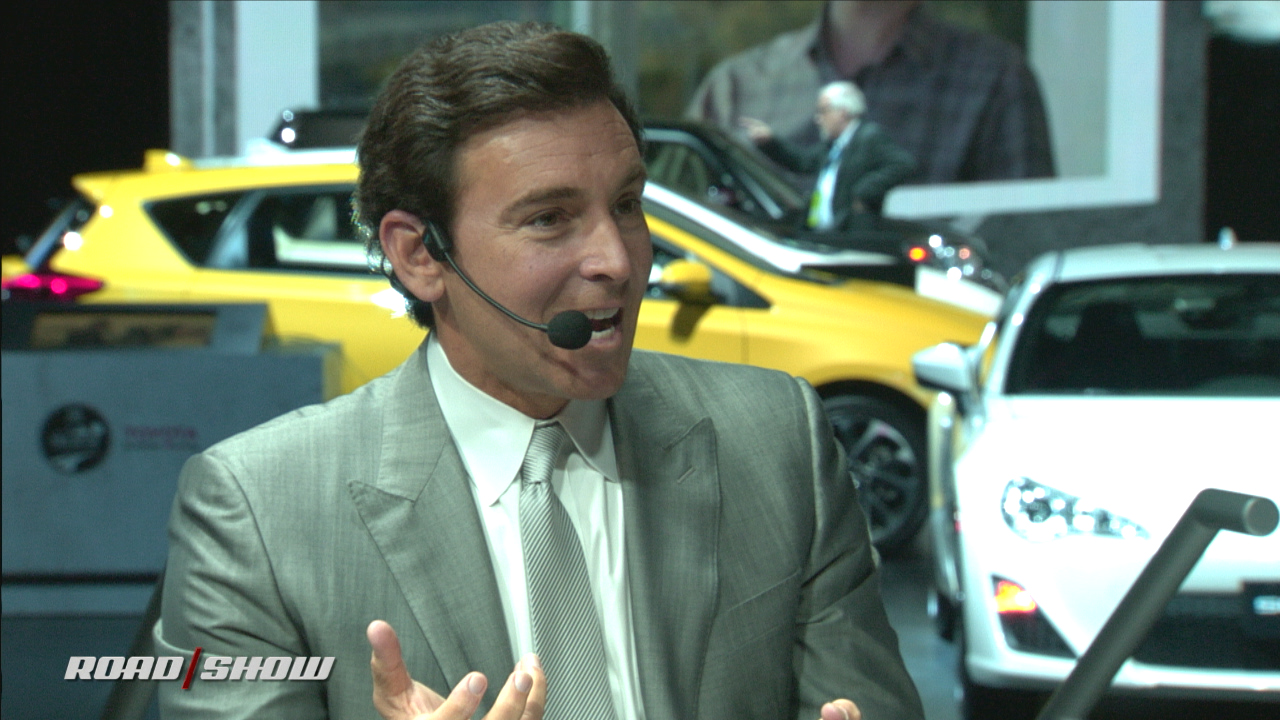 Video: Discussing the future of Ford with CEO Mark Fields from the Detroit Show Floor