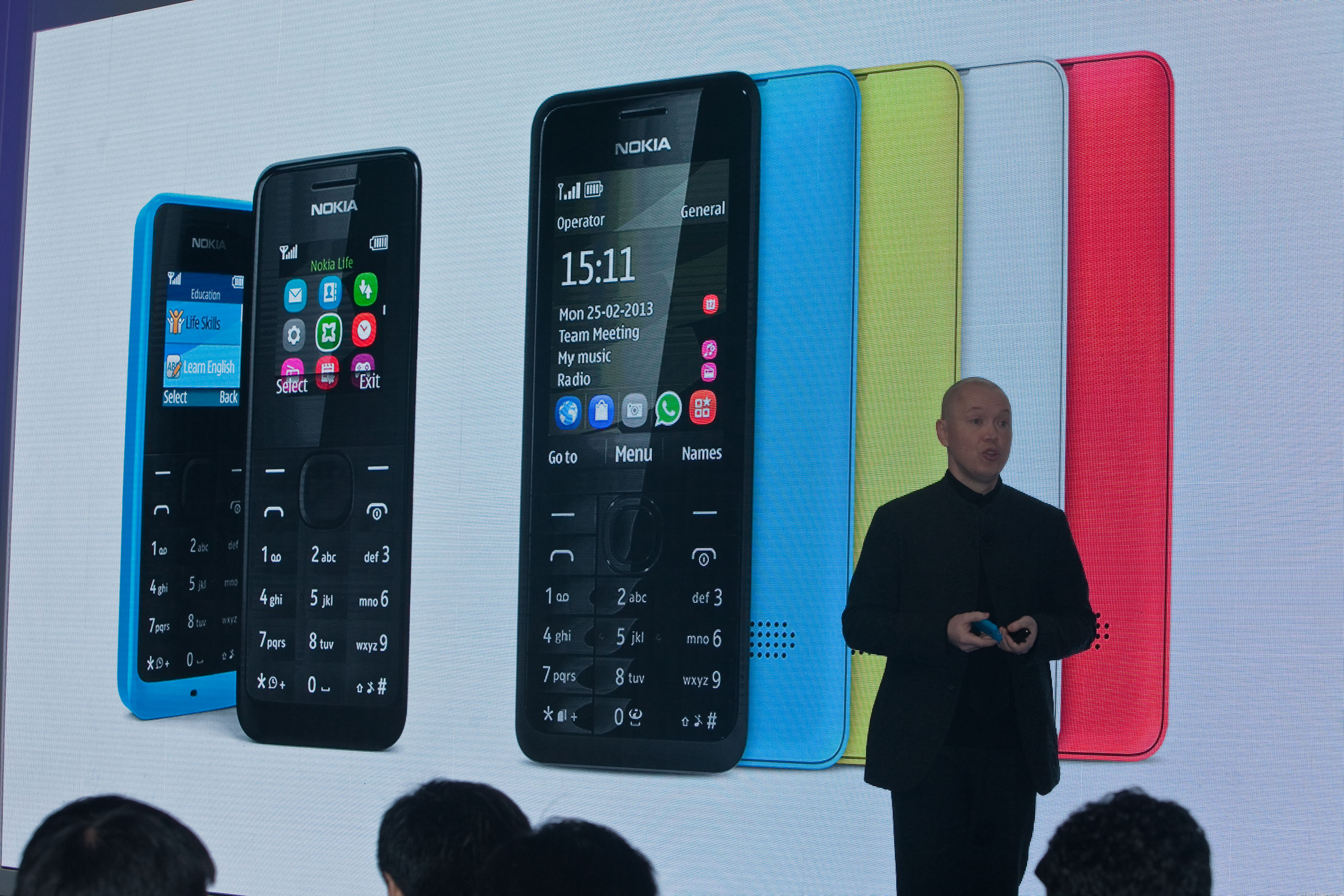 Introducing Nokia's MWC push